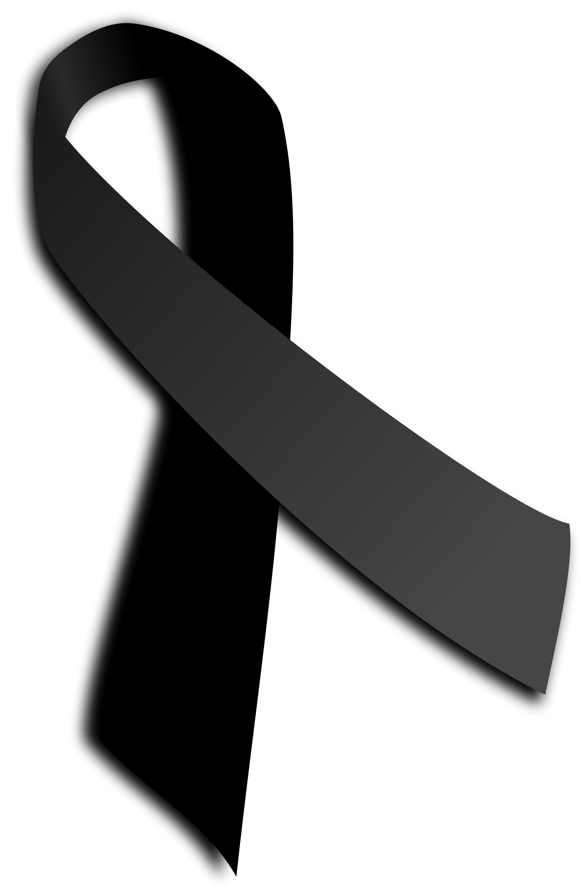 File:Black Ribbon.svg - Wikimedia Commons