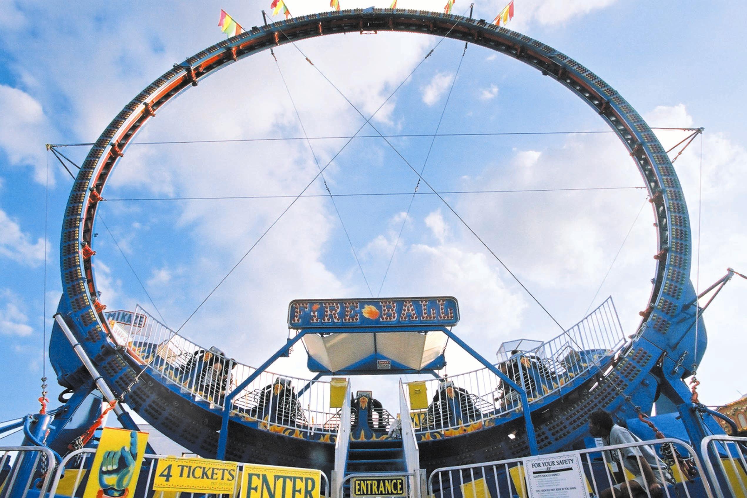 Rides - Dixie Classic Fair