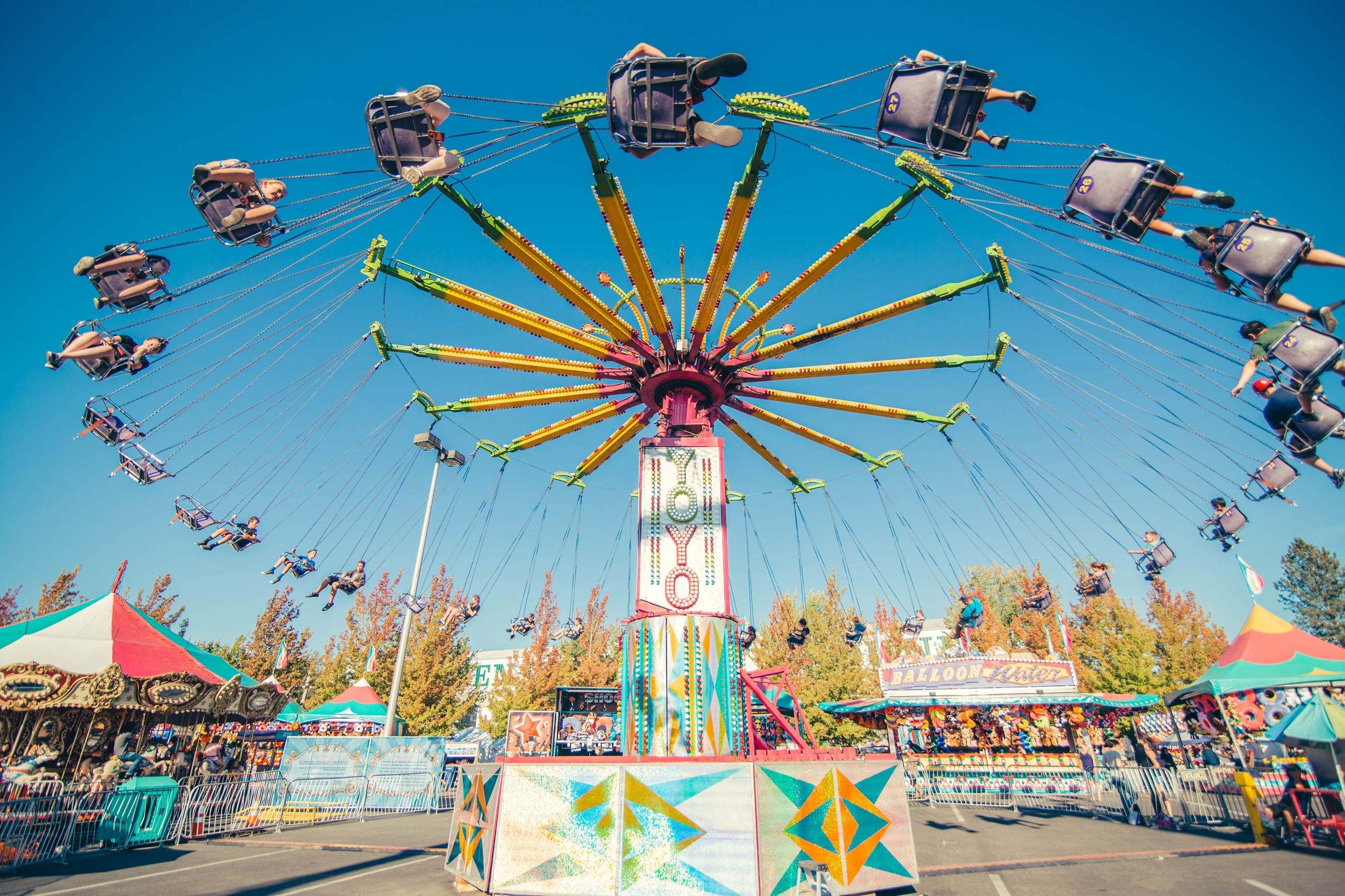 Carnival | Evergreen State Fairgrounds, WA - Official Website