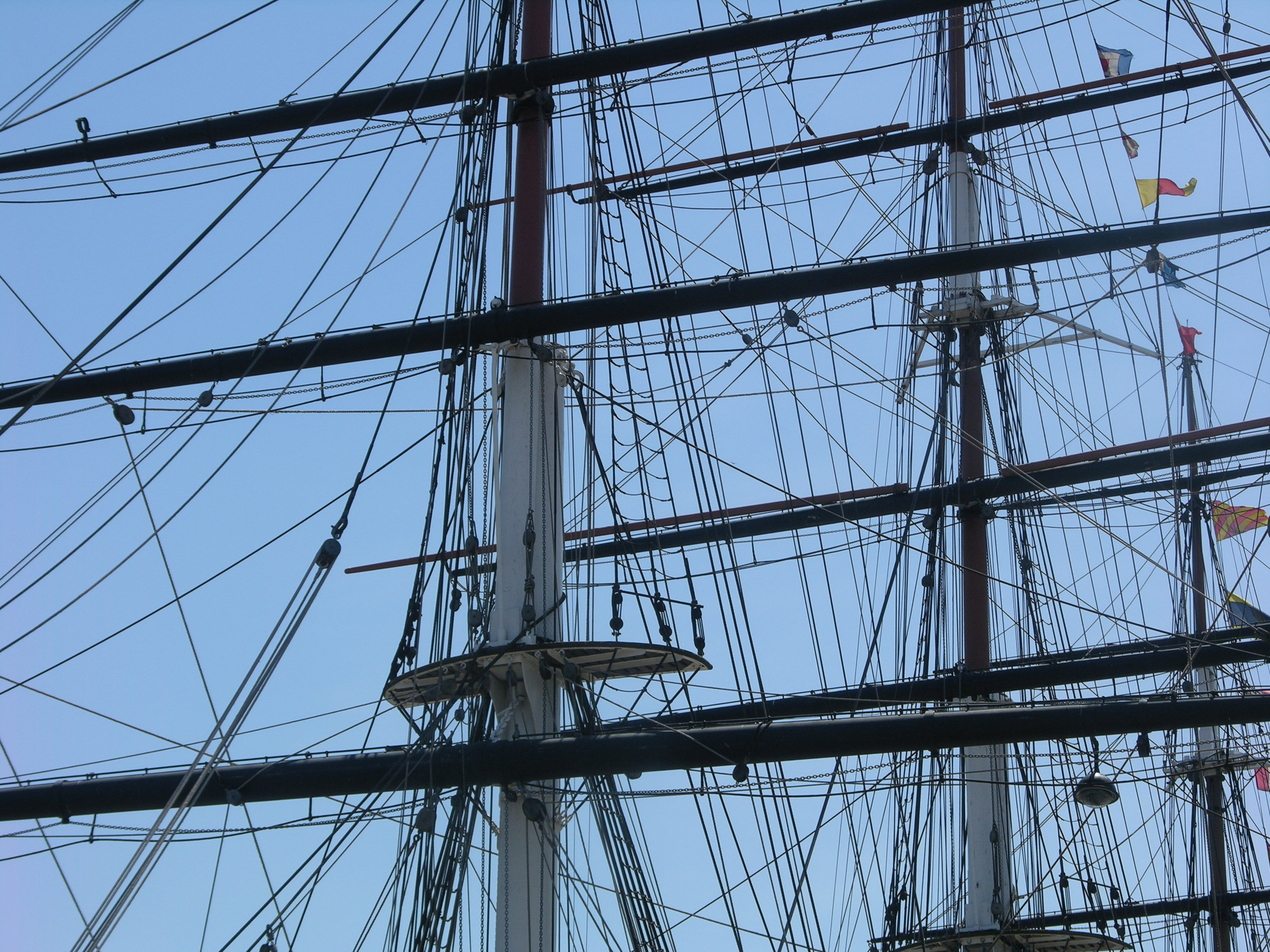 Rigging on the Ship, Boat, Journey, Rigging, Rope, HQ Photo