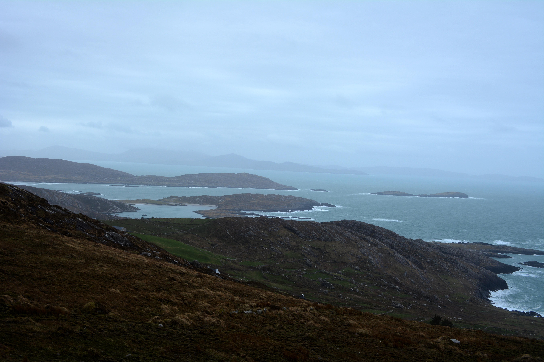 Ring of Kerry - 08, Coast, Eire, Ireland, Irland, HQ Photo