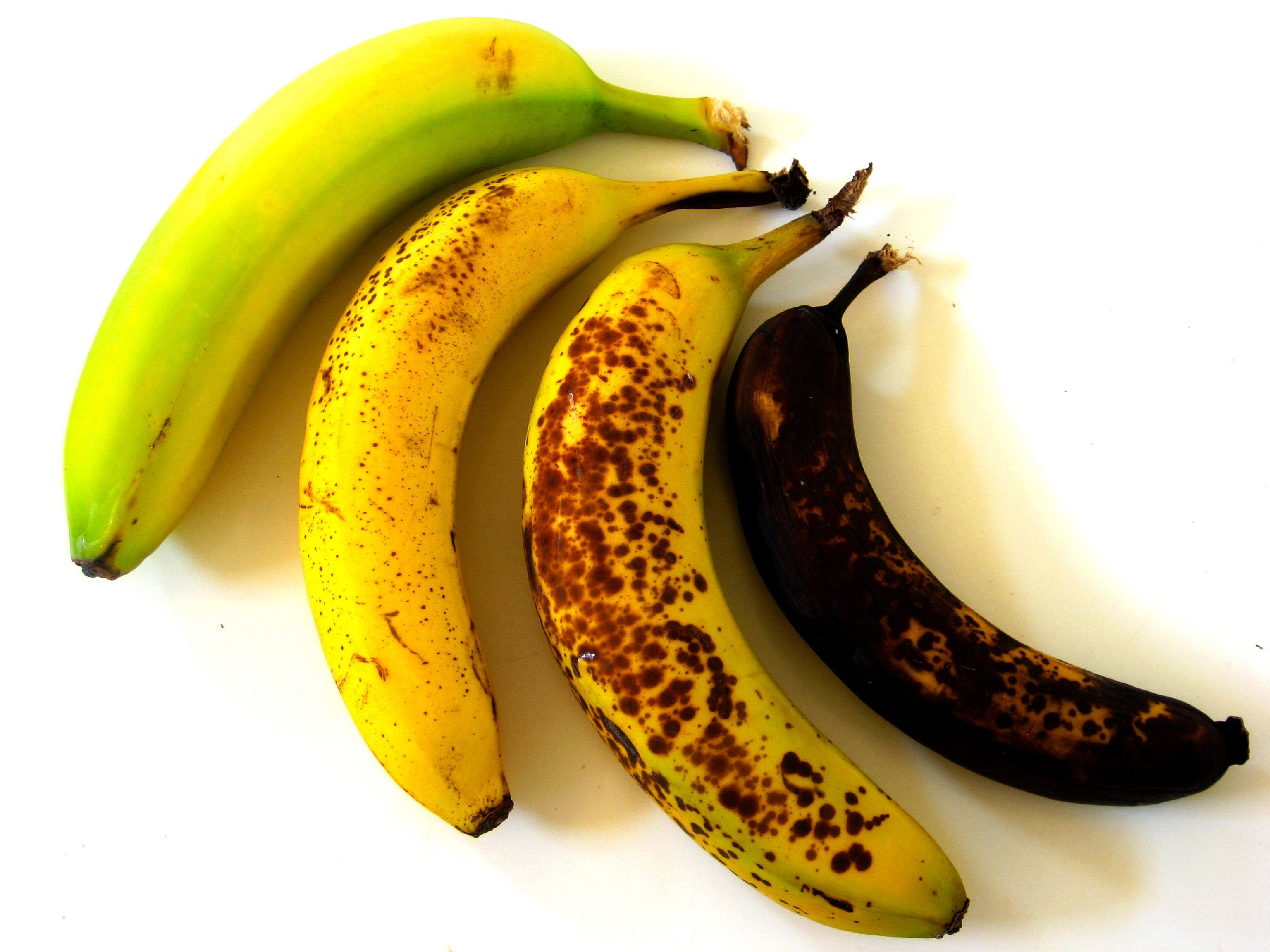 Why You Shouldn't Trash Those Overly Ripe Bananas - All Created