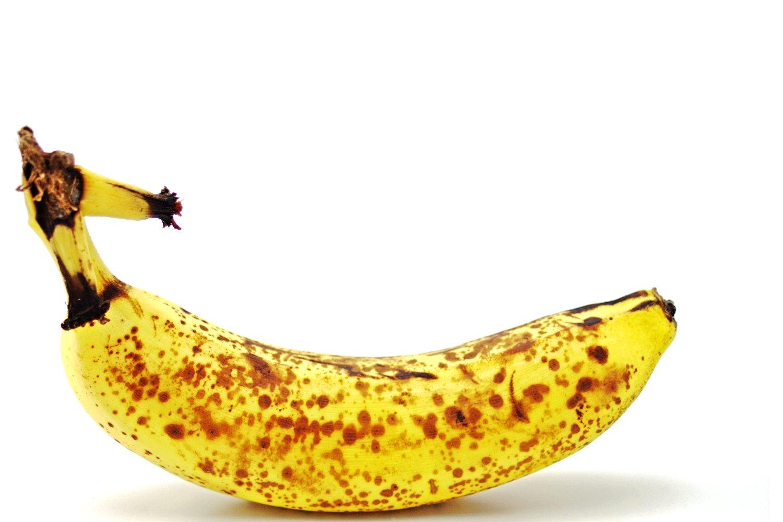 Ripe Banana, Abstract, Macro, Natural, Nature, HQ Photo