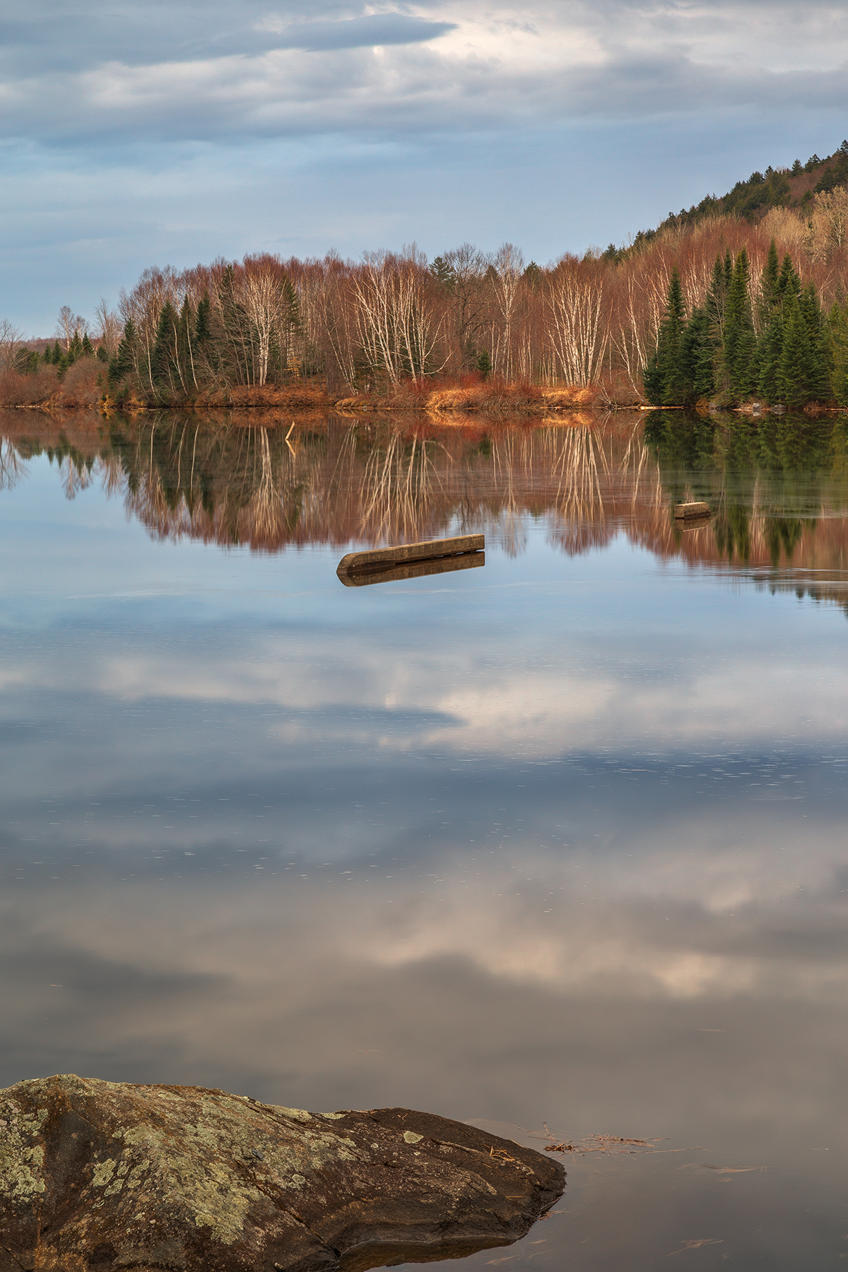 Ritchie River Reflections - HDR, Atmosphere, Range, Scene, Saint, HQ Photo