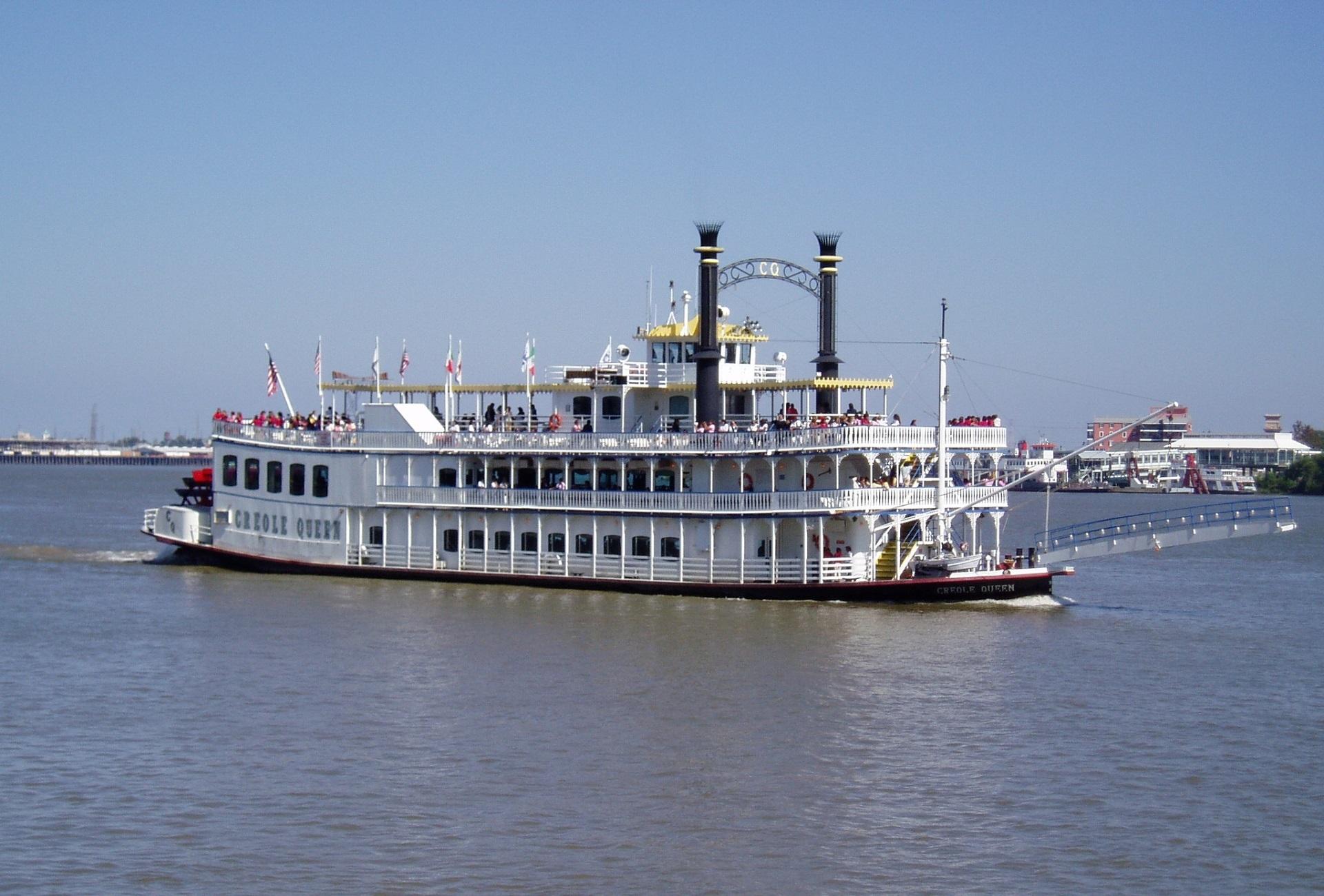 River boat photo