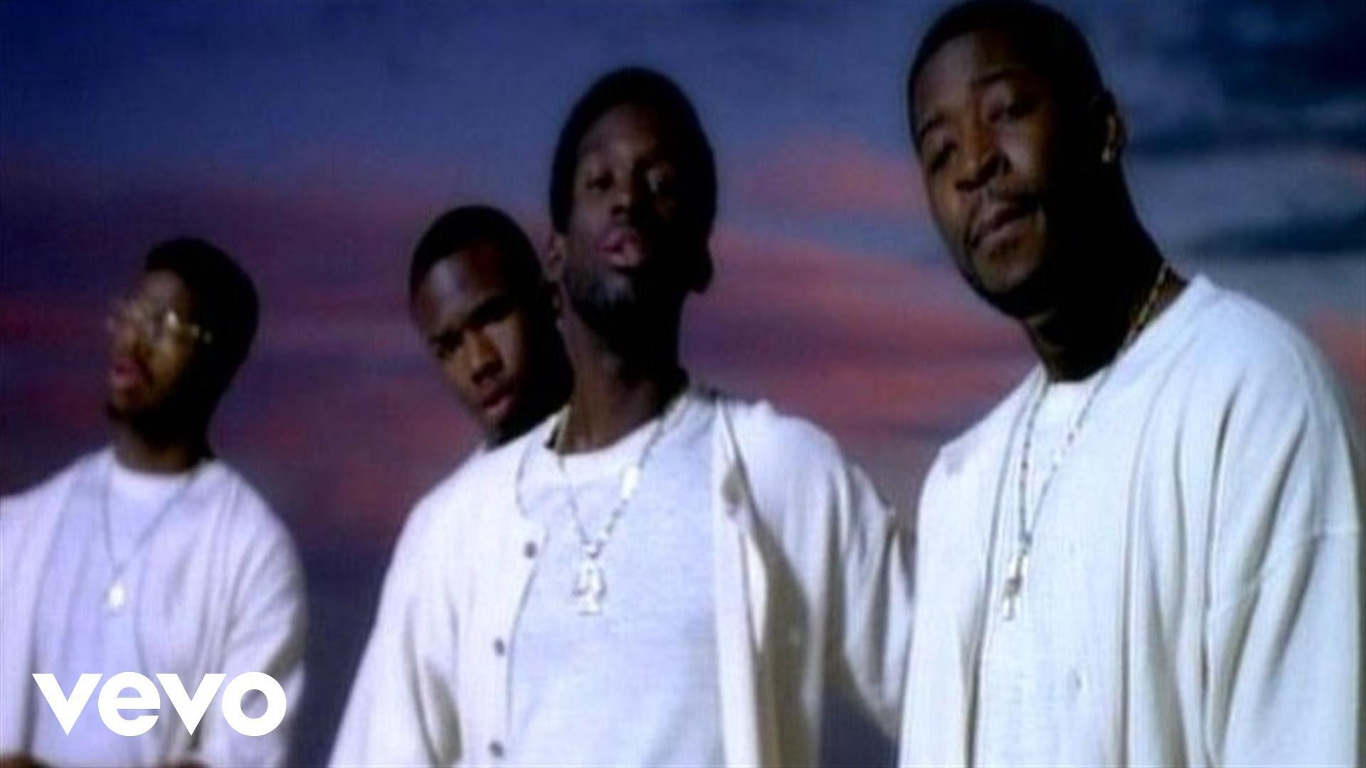 Boyz II Men - Water Runs Dry - YouTube