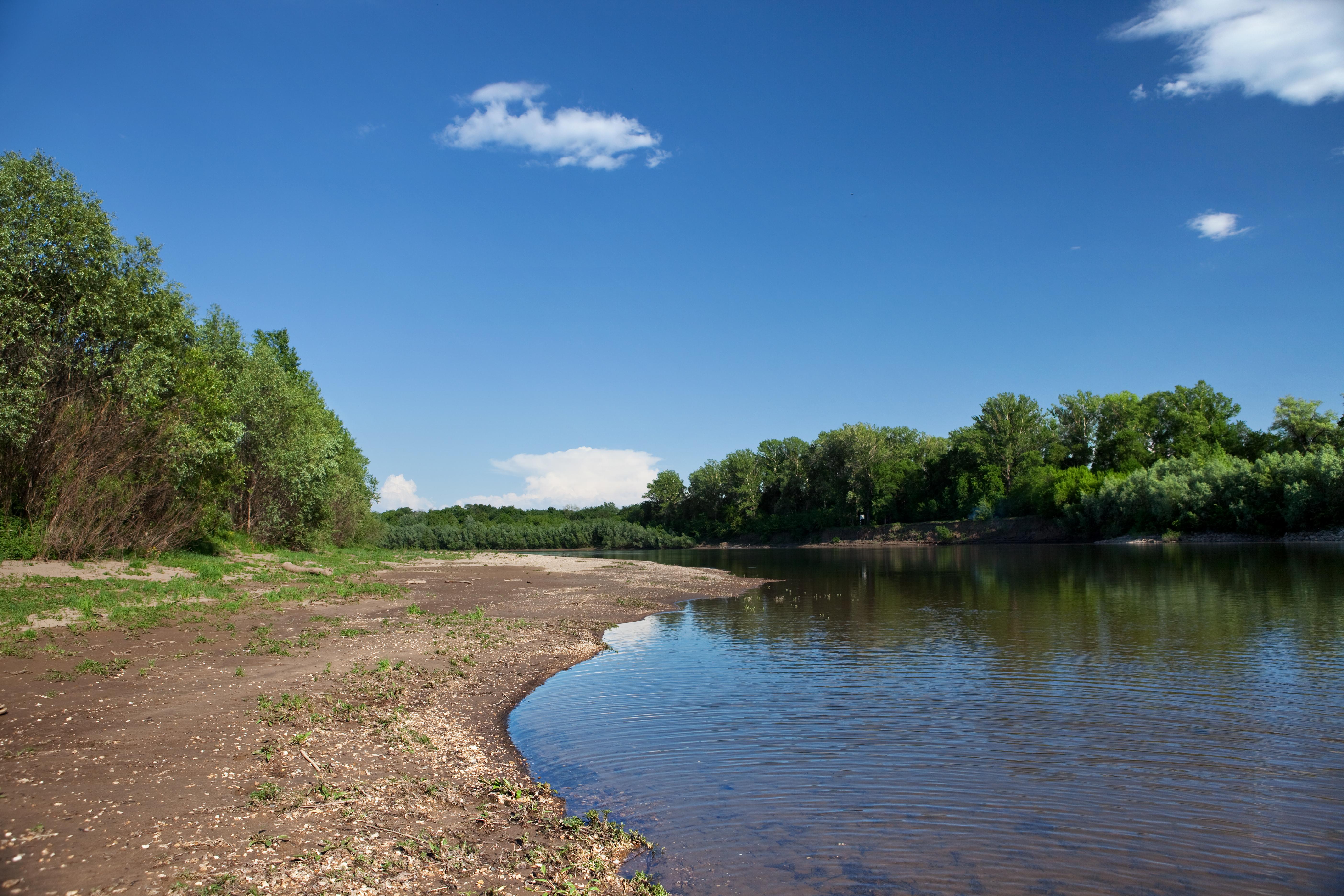 Riverscape photo