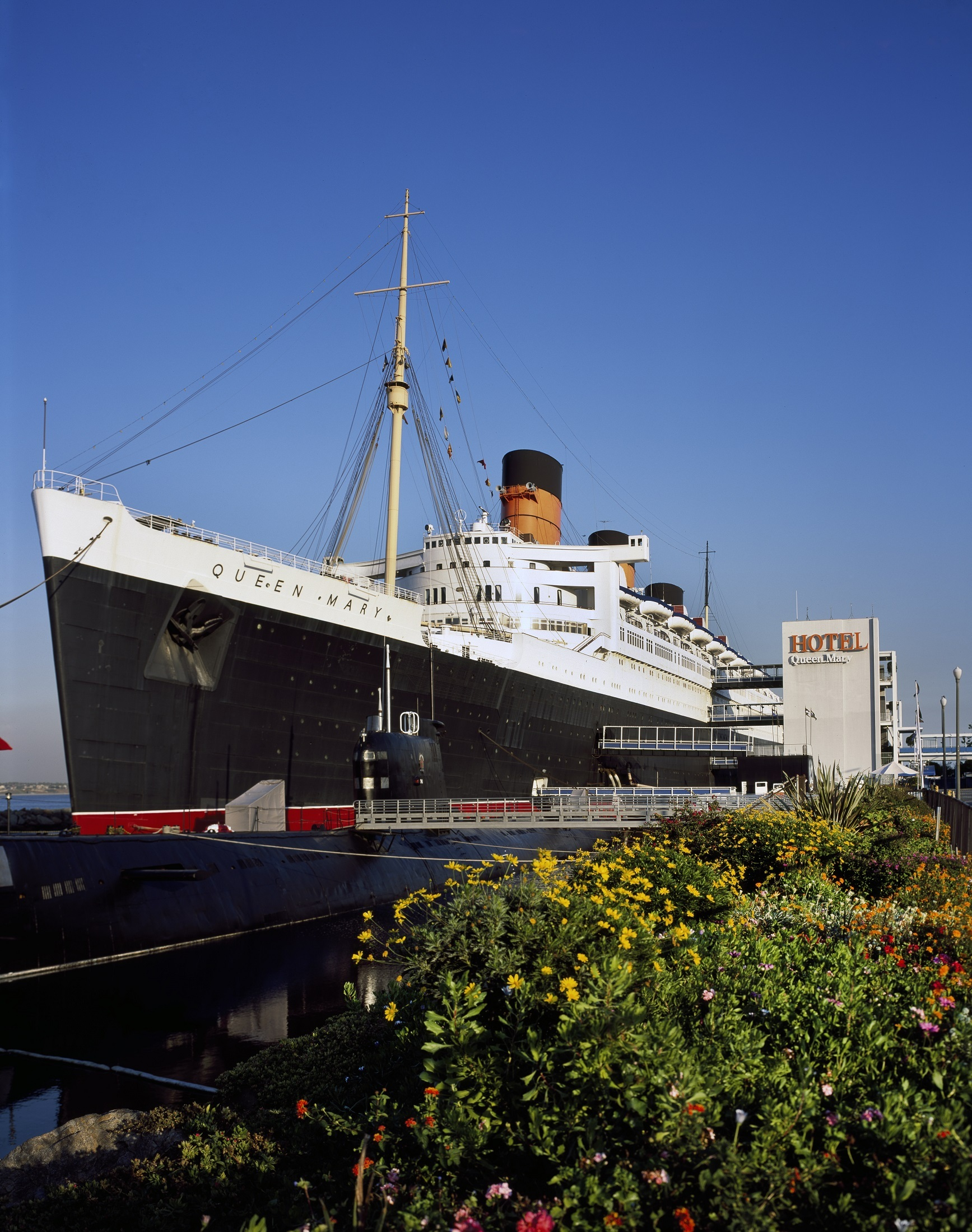 Rms Queen Mary, Ship, Travel, Mary, Journey, HQ Photo