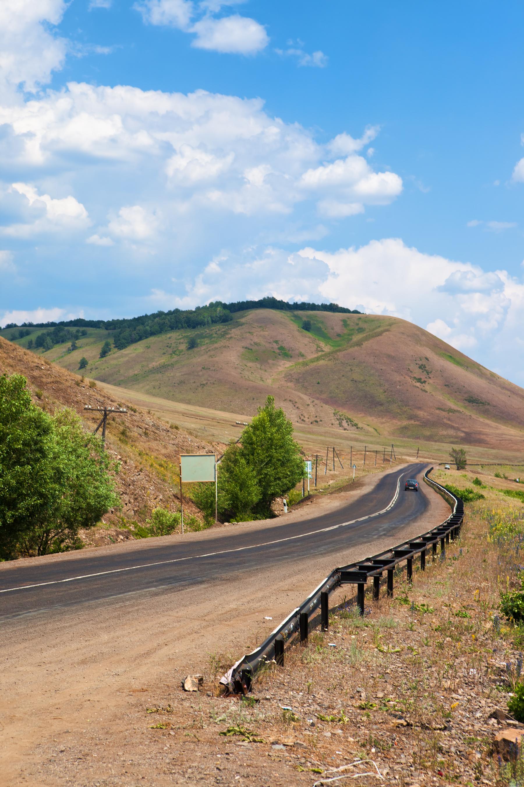 Road photo