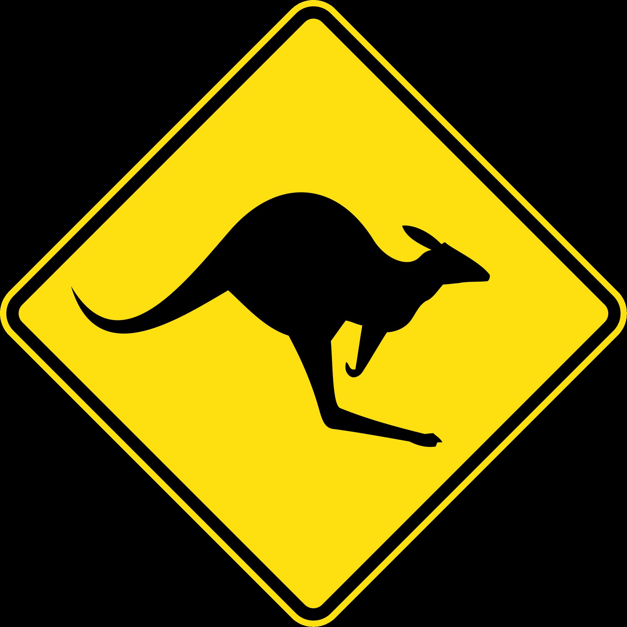File:Australia road sign W5-29.svg - Wikimedia Commons