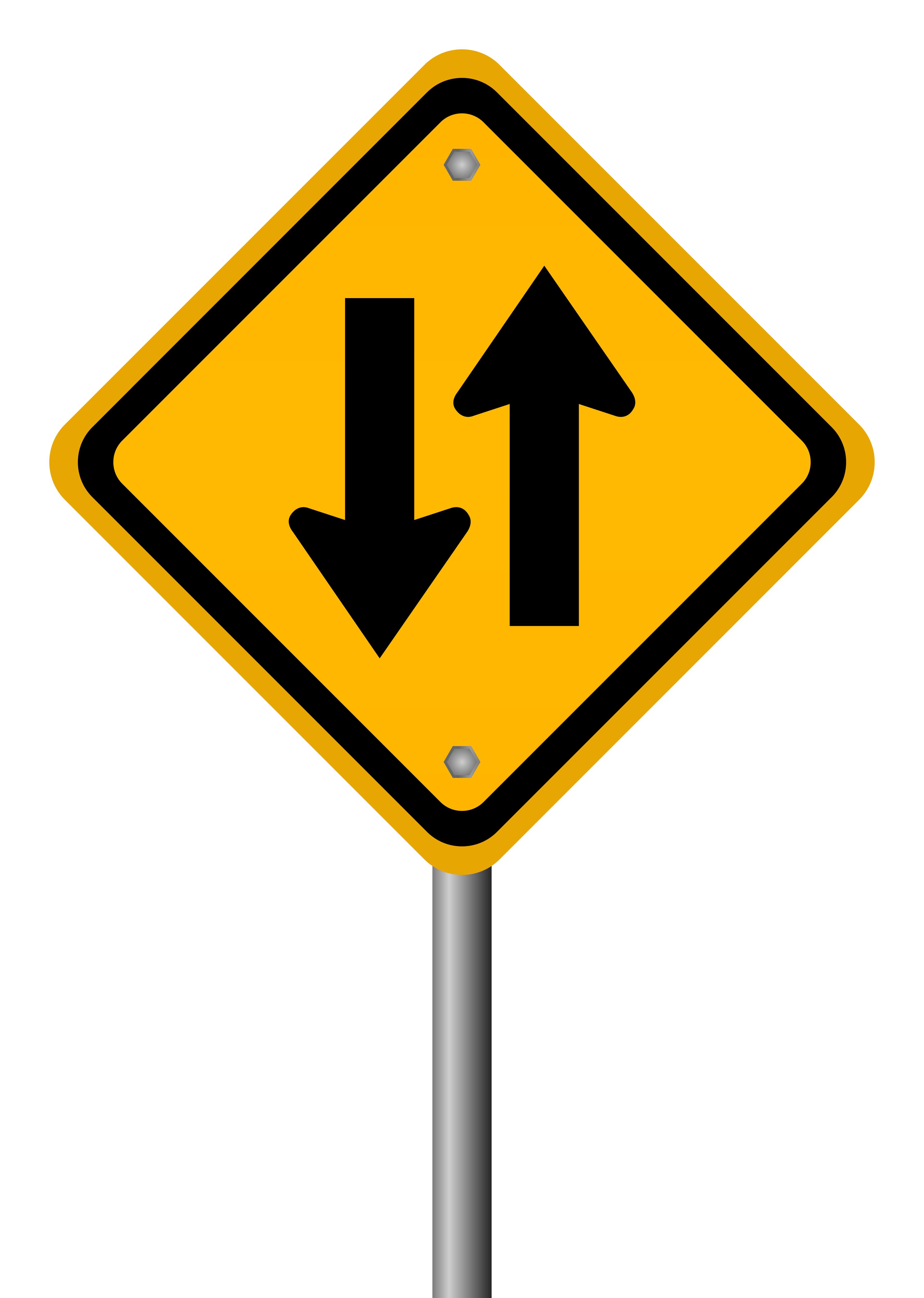 two way arrow road sign - Boomers' Social Media Tutor