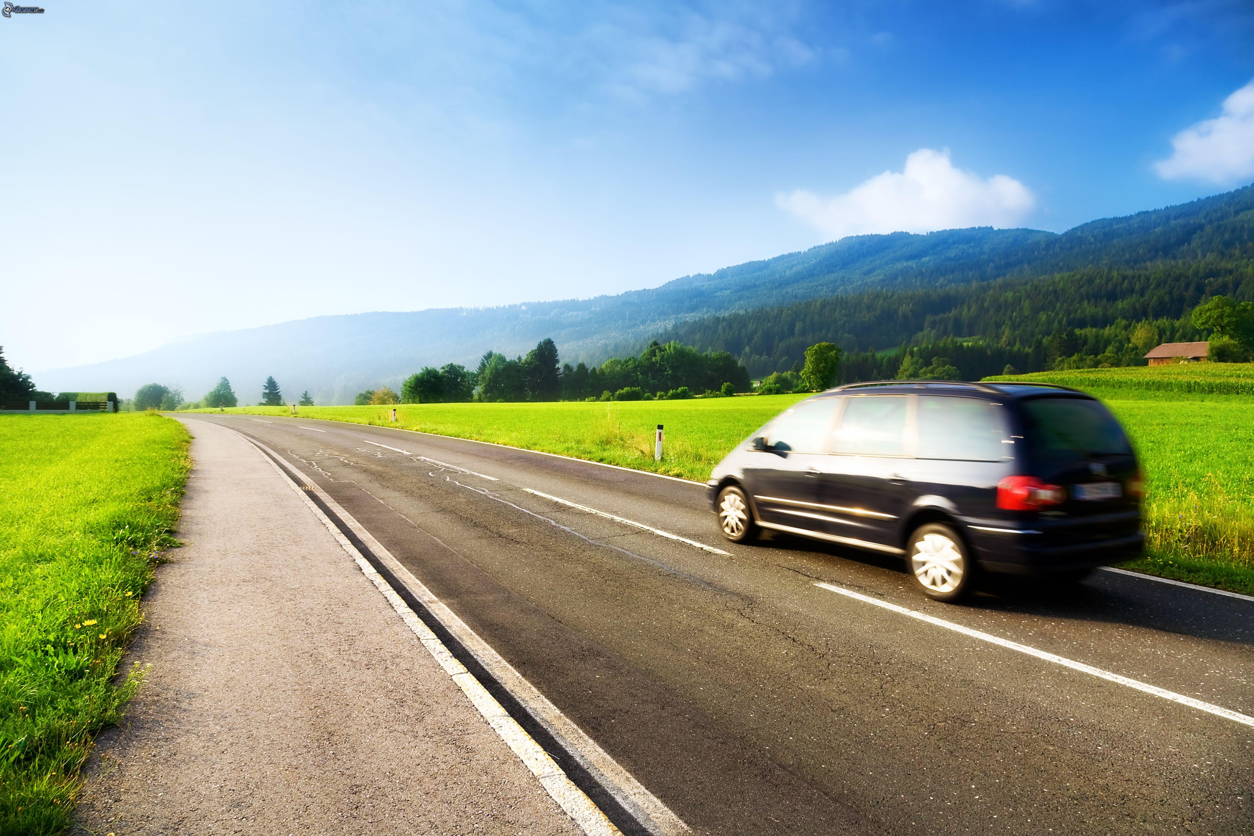 Road travel photo