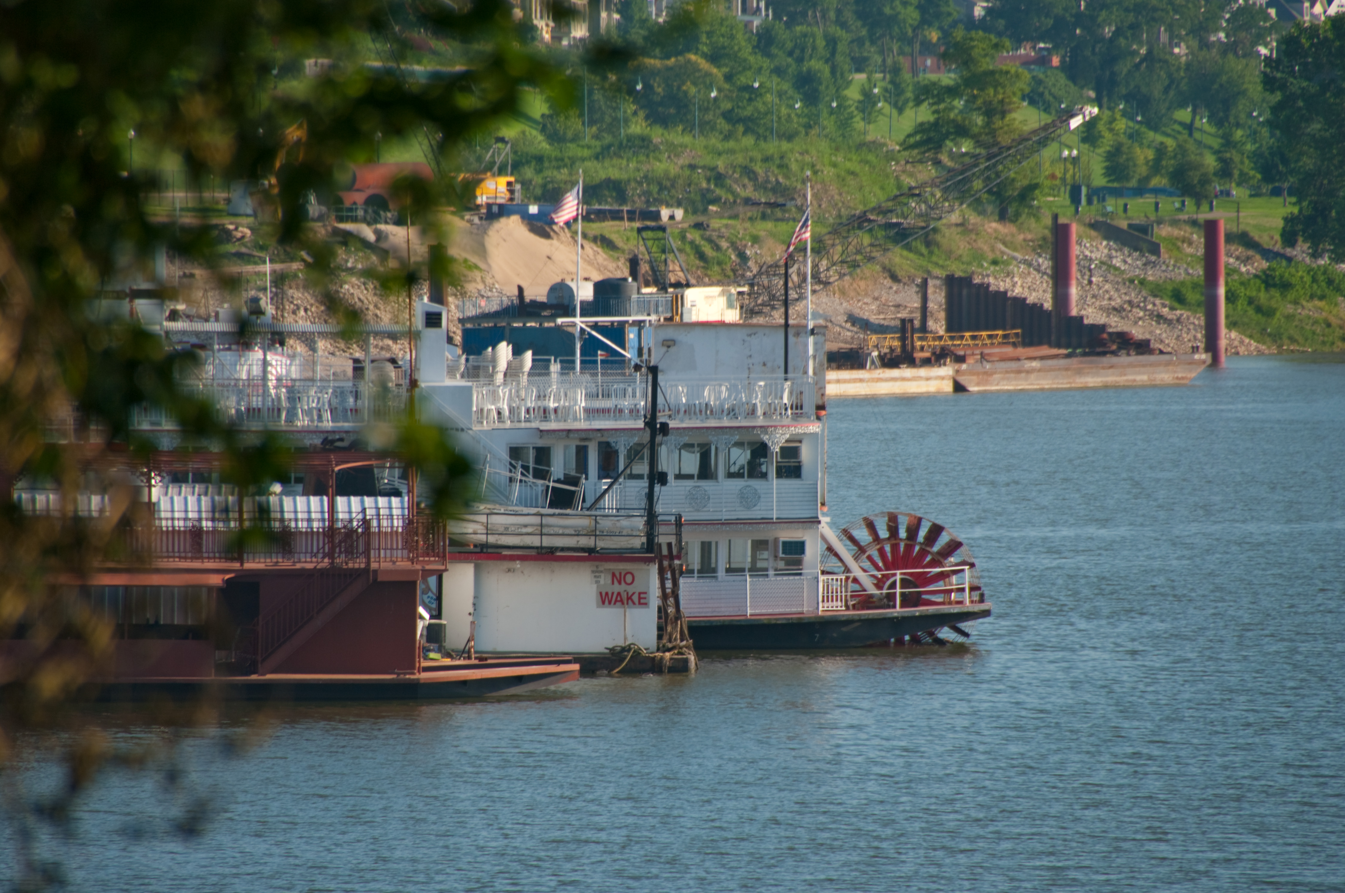 Road Trip: Downtown Memphis, Boat, Downtown, Outdoor, River, HQ Photo
