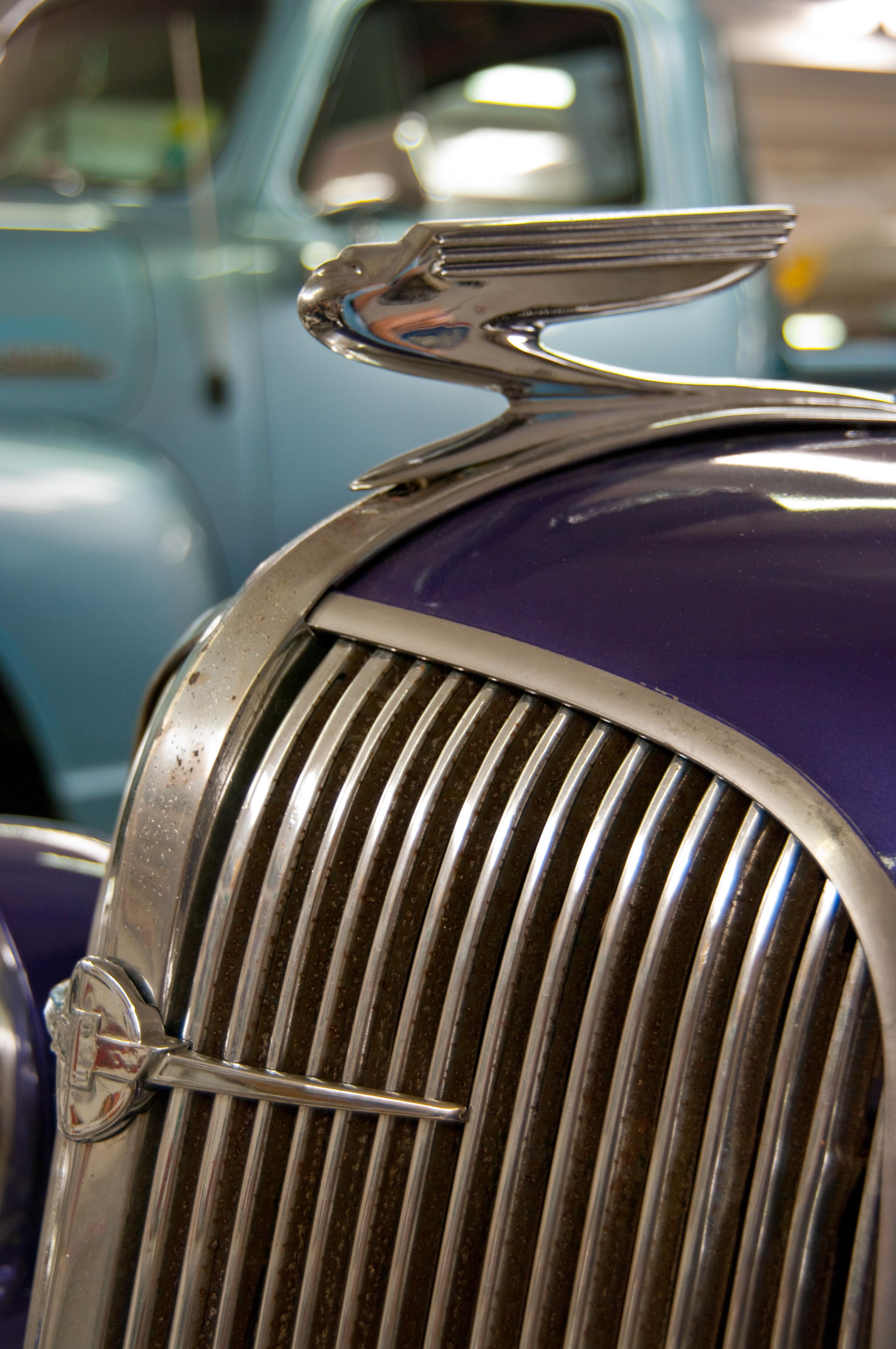 Road trip: rt. 66 car museum photo