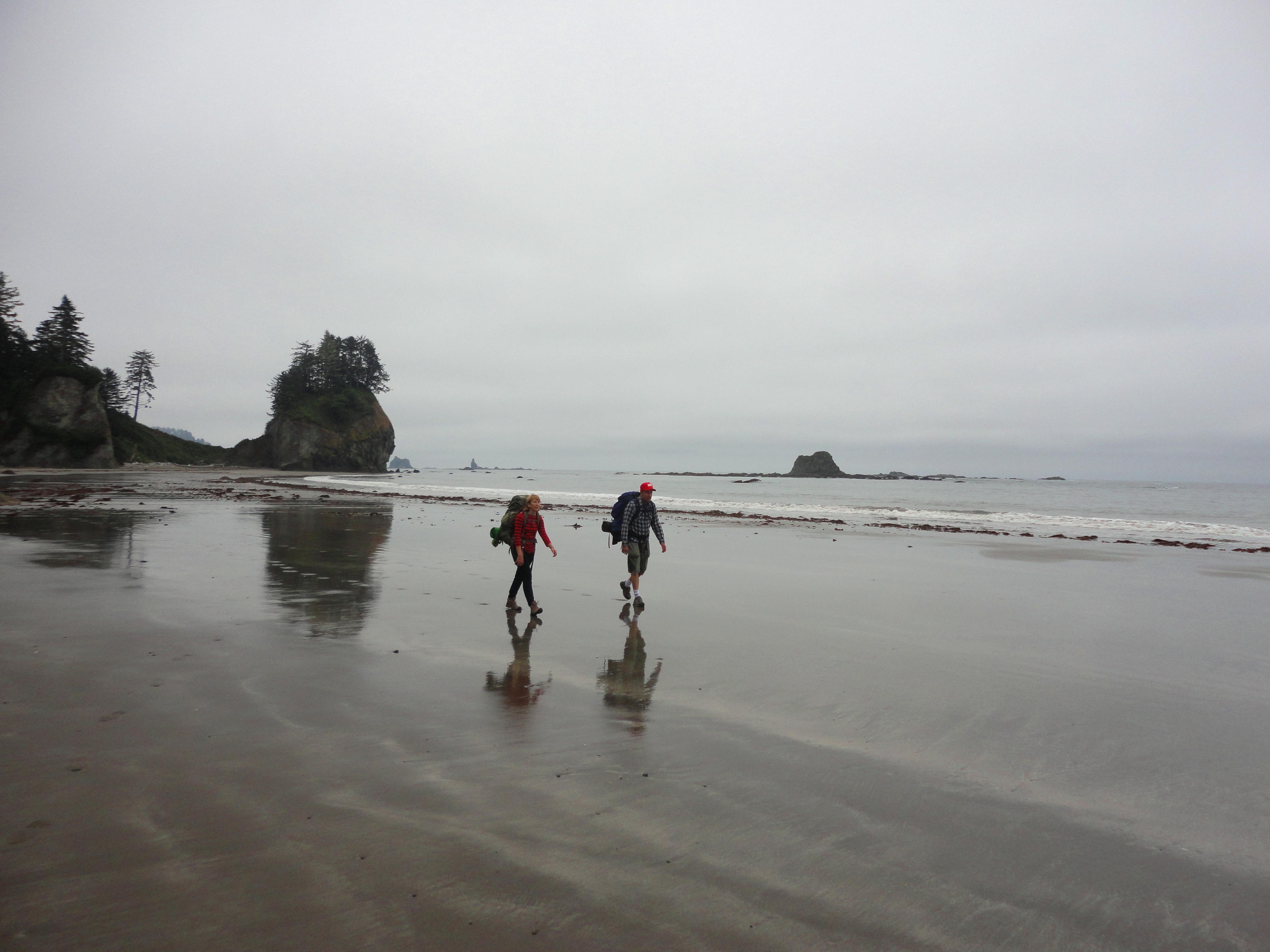 Robin and Joe by the sea, Beach, Coast, Landscape, Outdoor, HQ Photo
