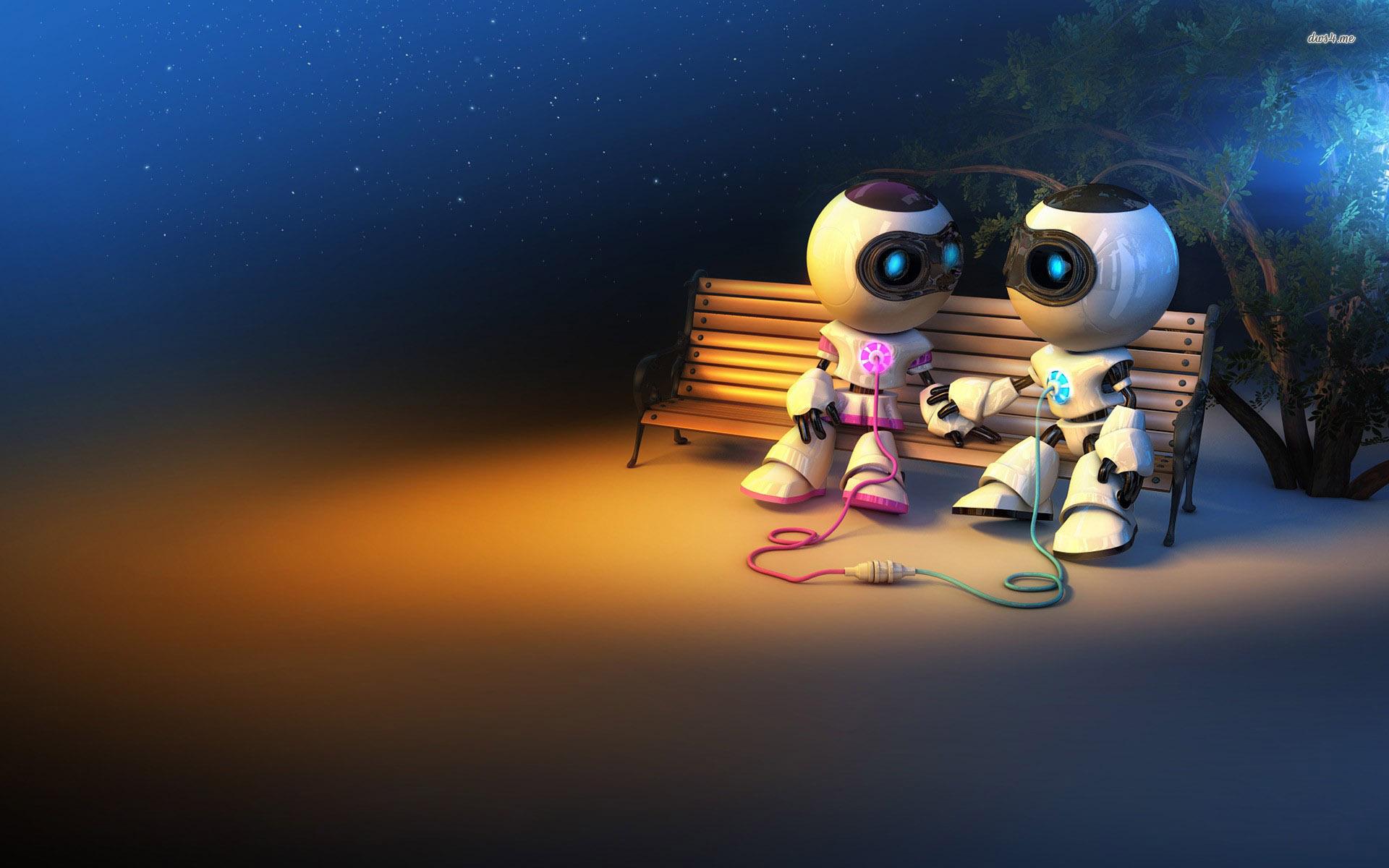 Robot in Love | LOVE