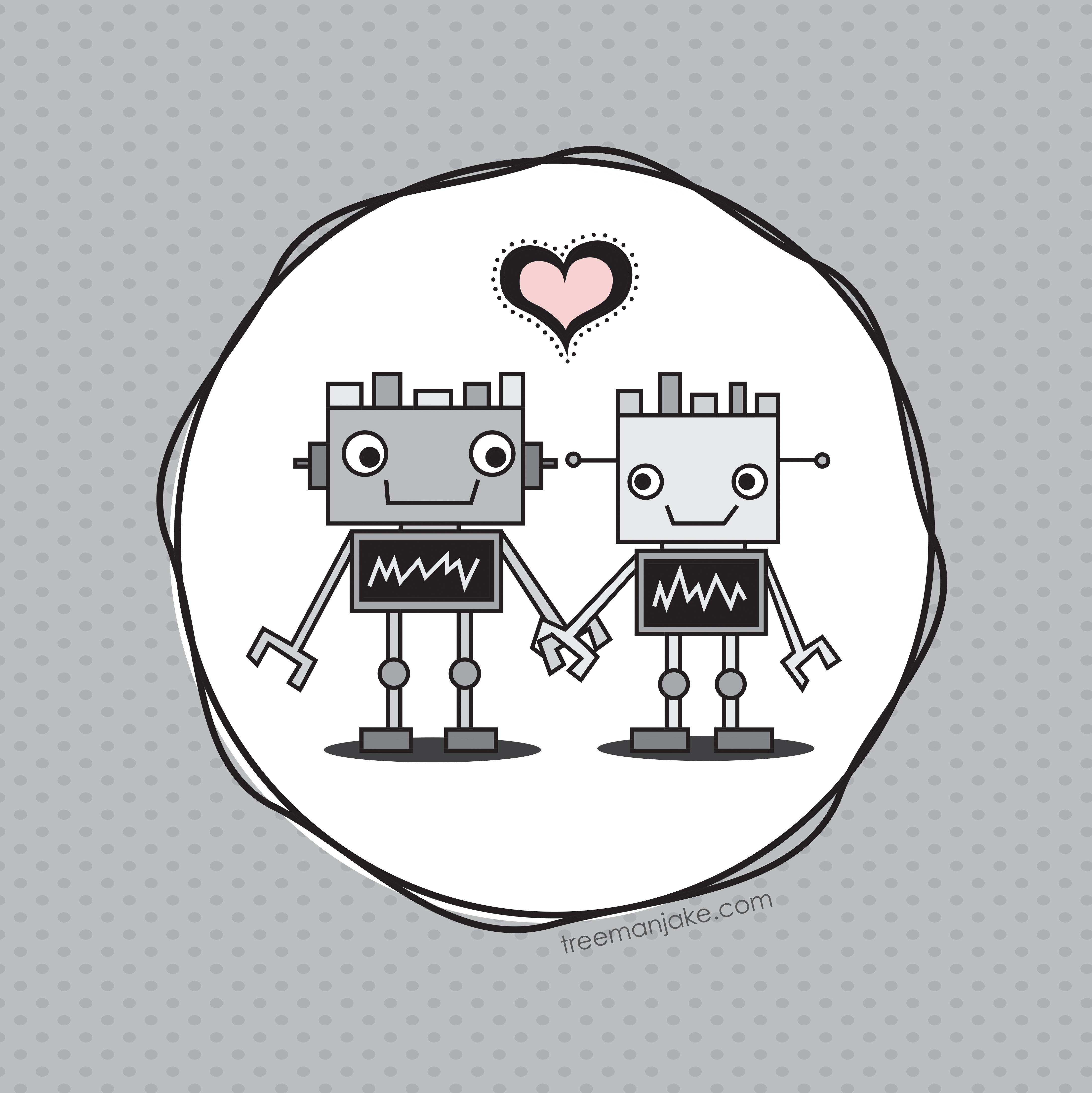 Robots in Love |