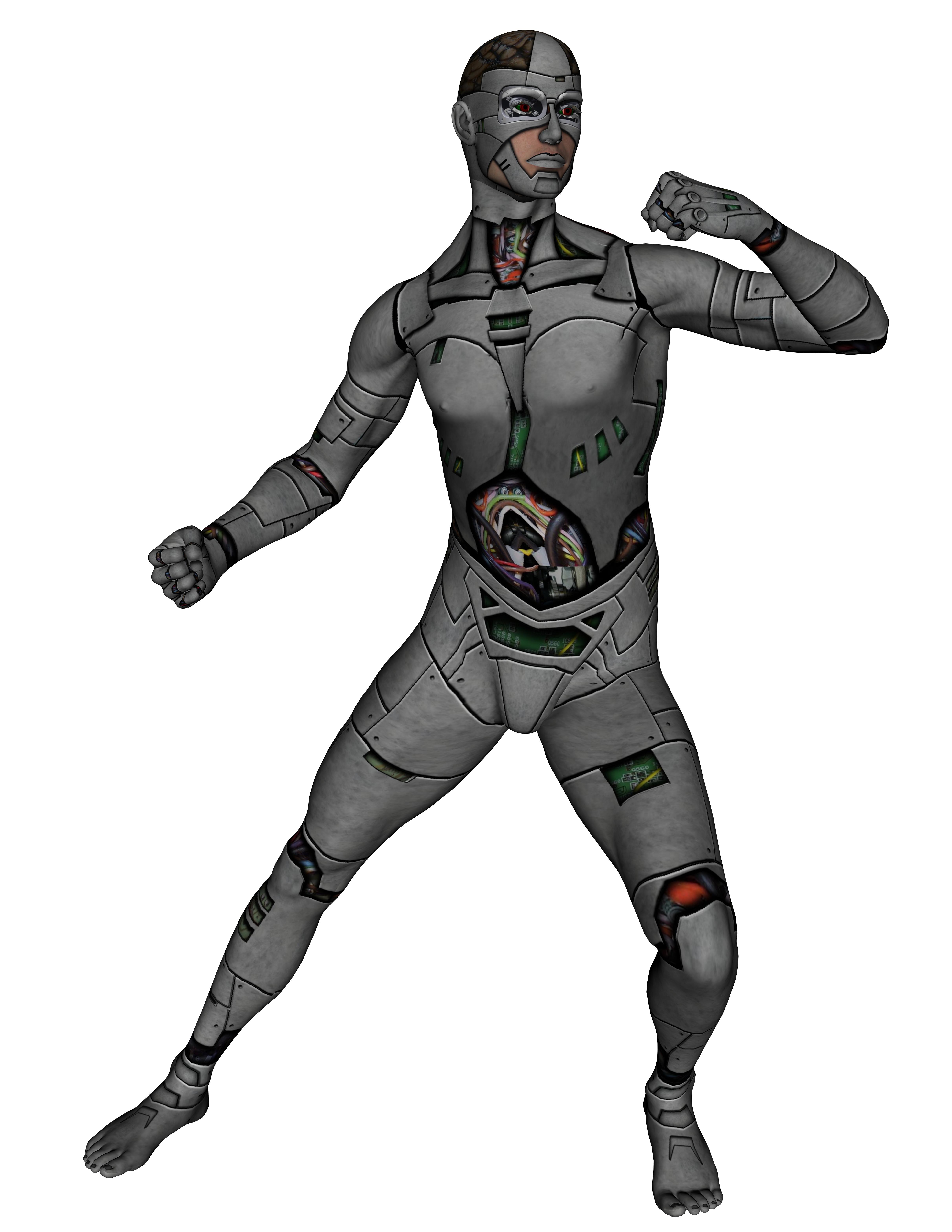 Robot, no image selected png