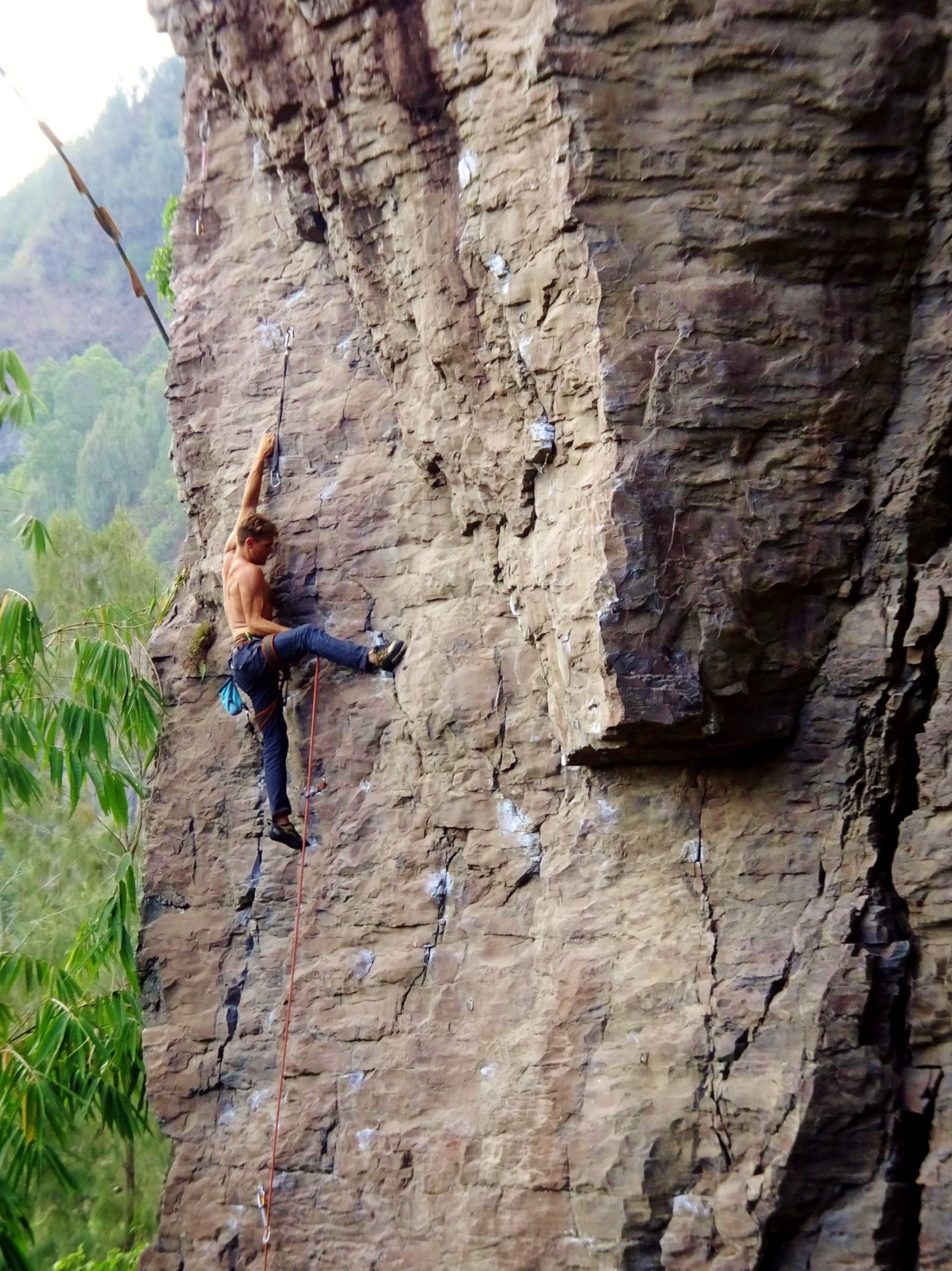 Rock Climbing in Bali – Adventure In My Veins – Medium
