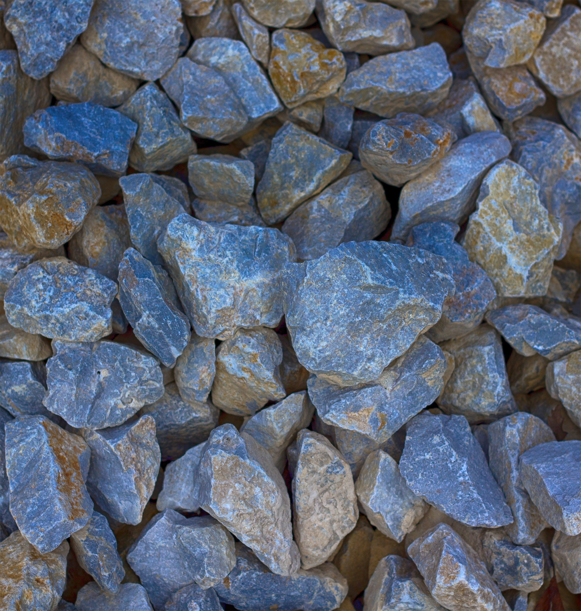 Rock pile texture