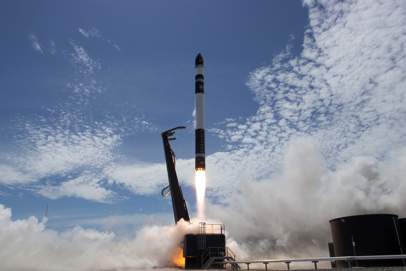 Rocket Lab successfully reaches orbit and deploys payloads | Rocket Lab