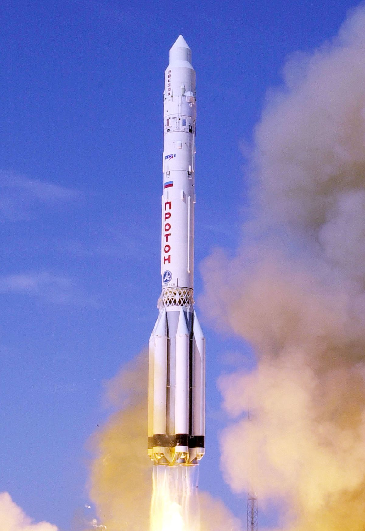 Proton (rocket family) - Wikipedia