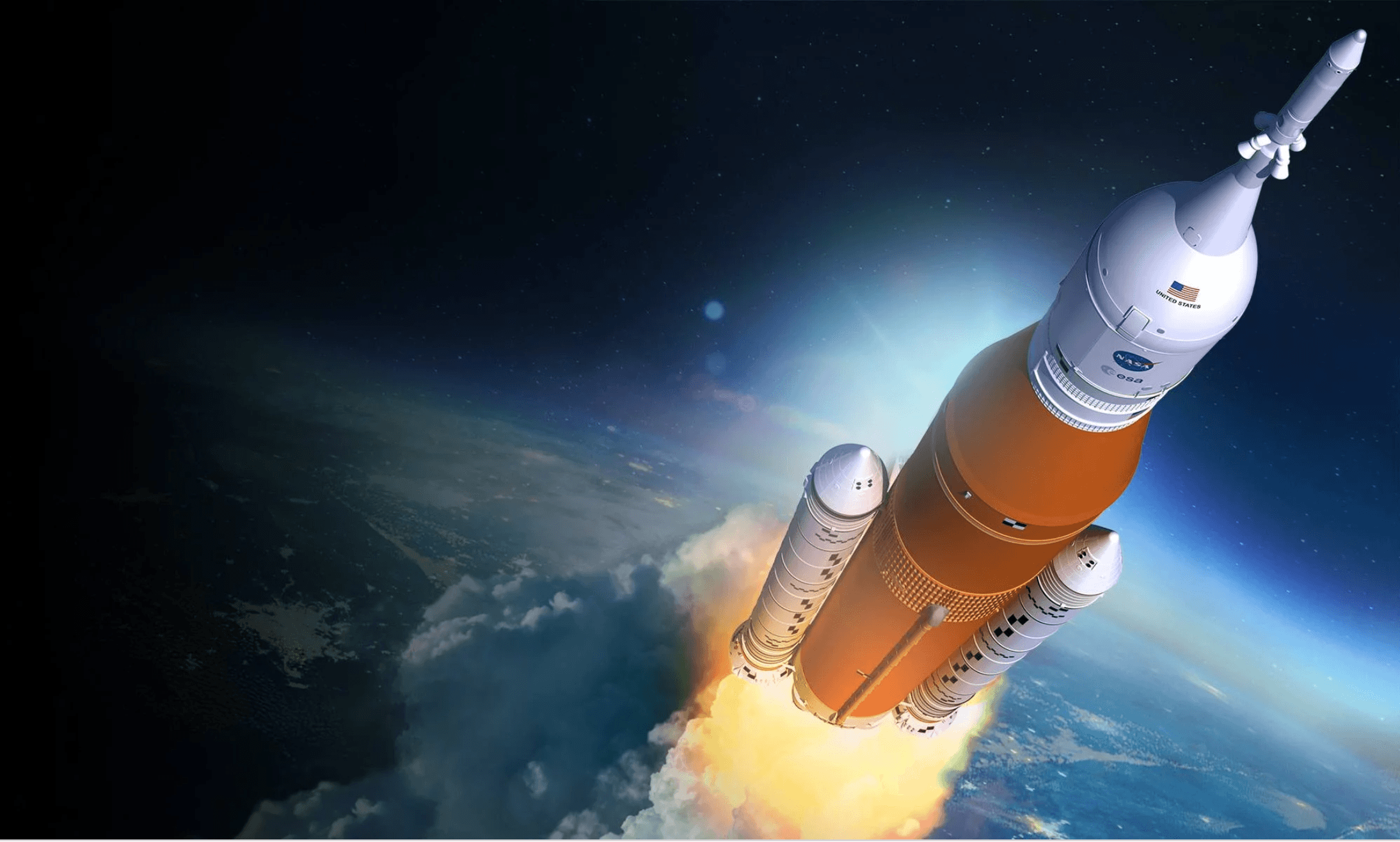 Top 5 Reasons the SLS Is the Best Rocket to Send Americans to Mars