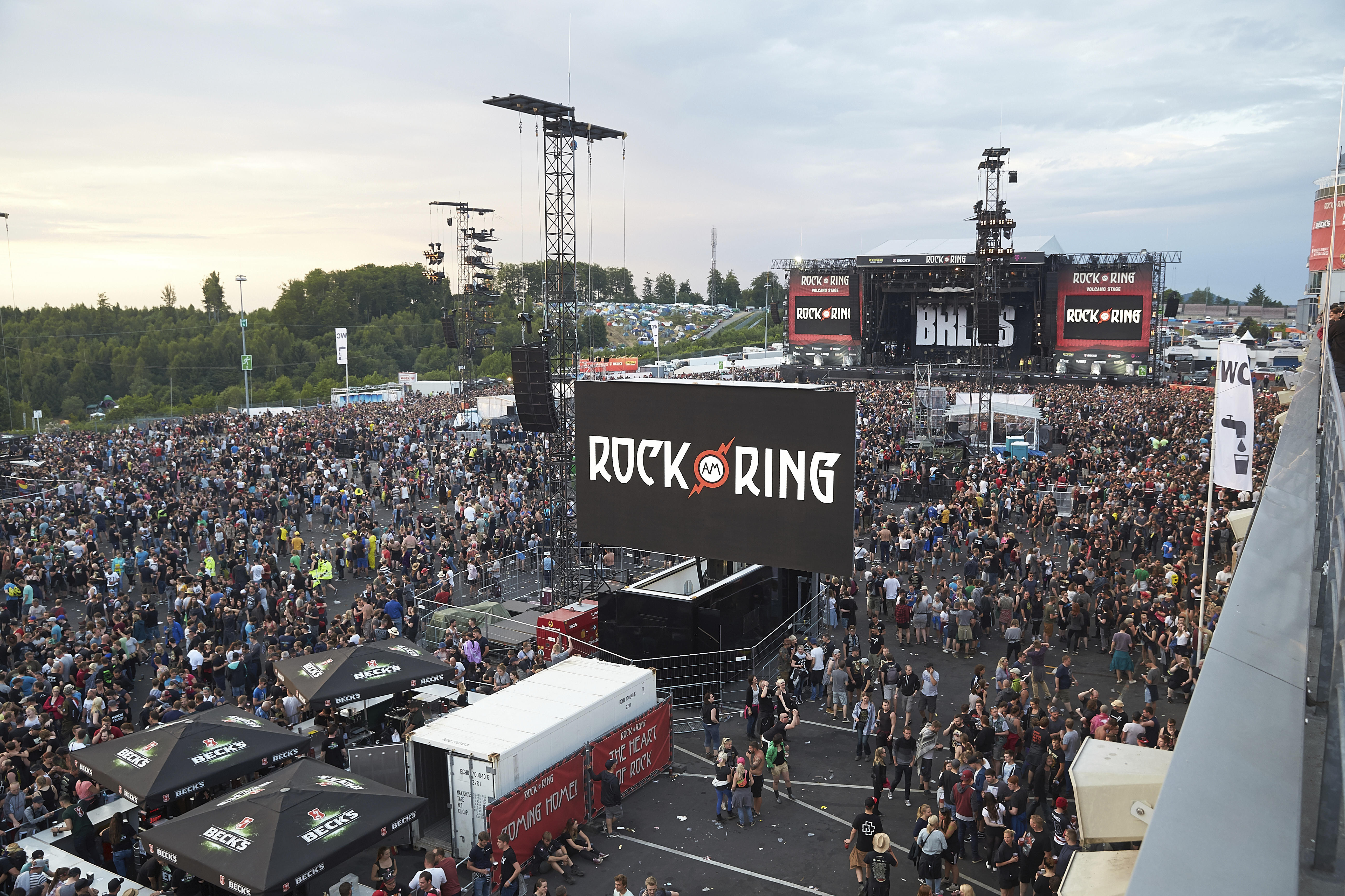 German rock fest cleared to resume after terror-threat scare ...