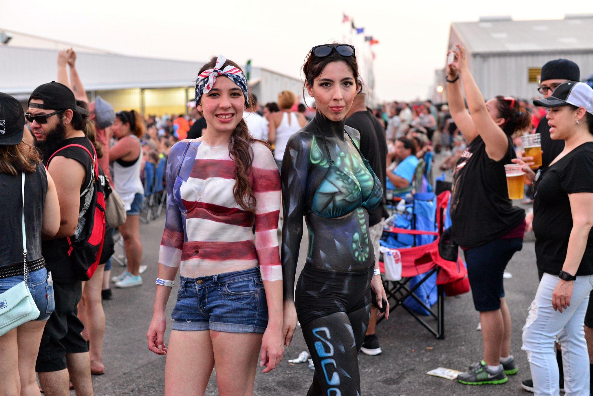 River City Rockfest hits milestone - San Antonio Express-News