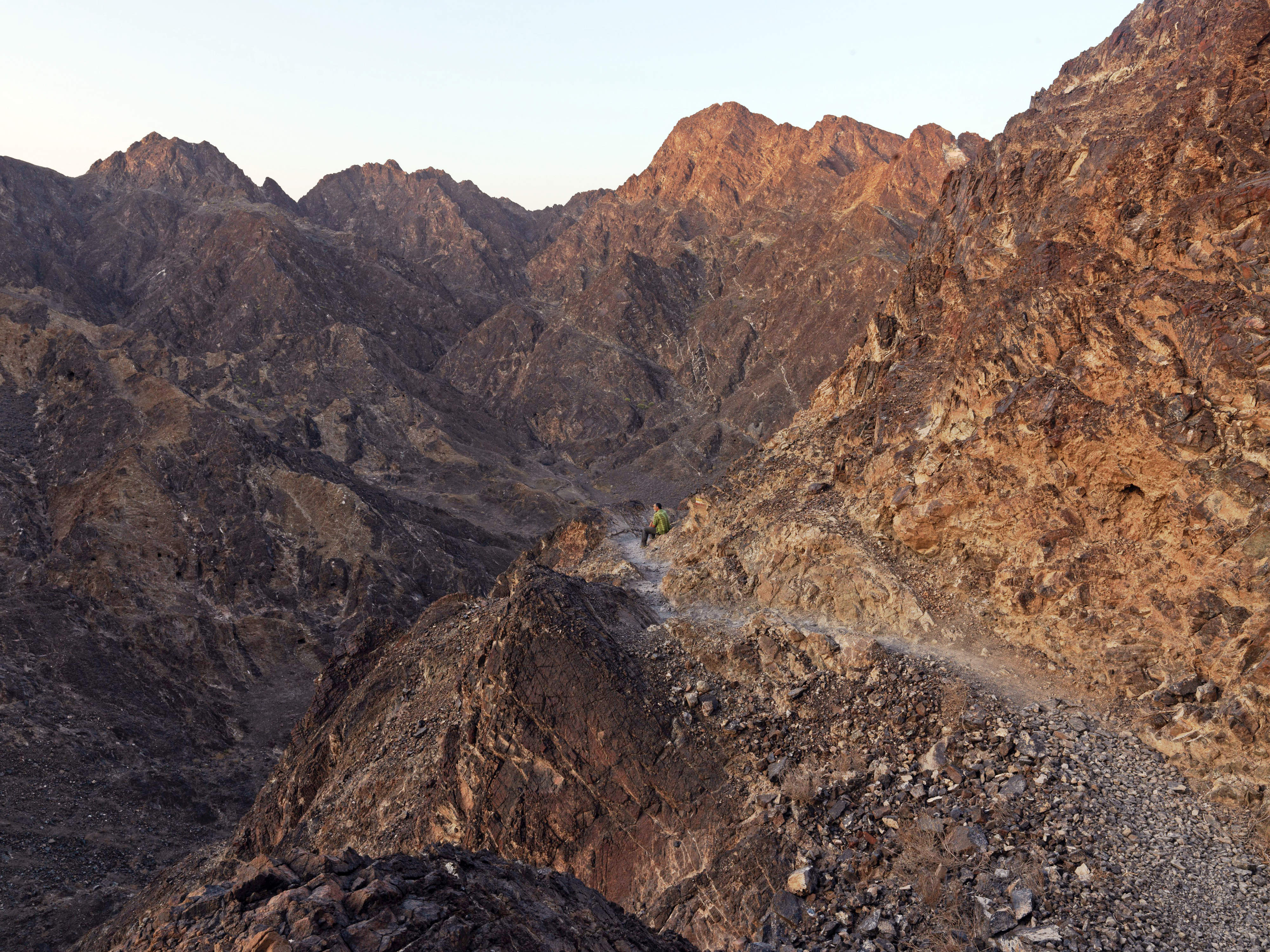 How Oman's Rocks Could Help Save the Planet - The New York Times