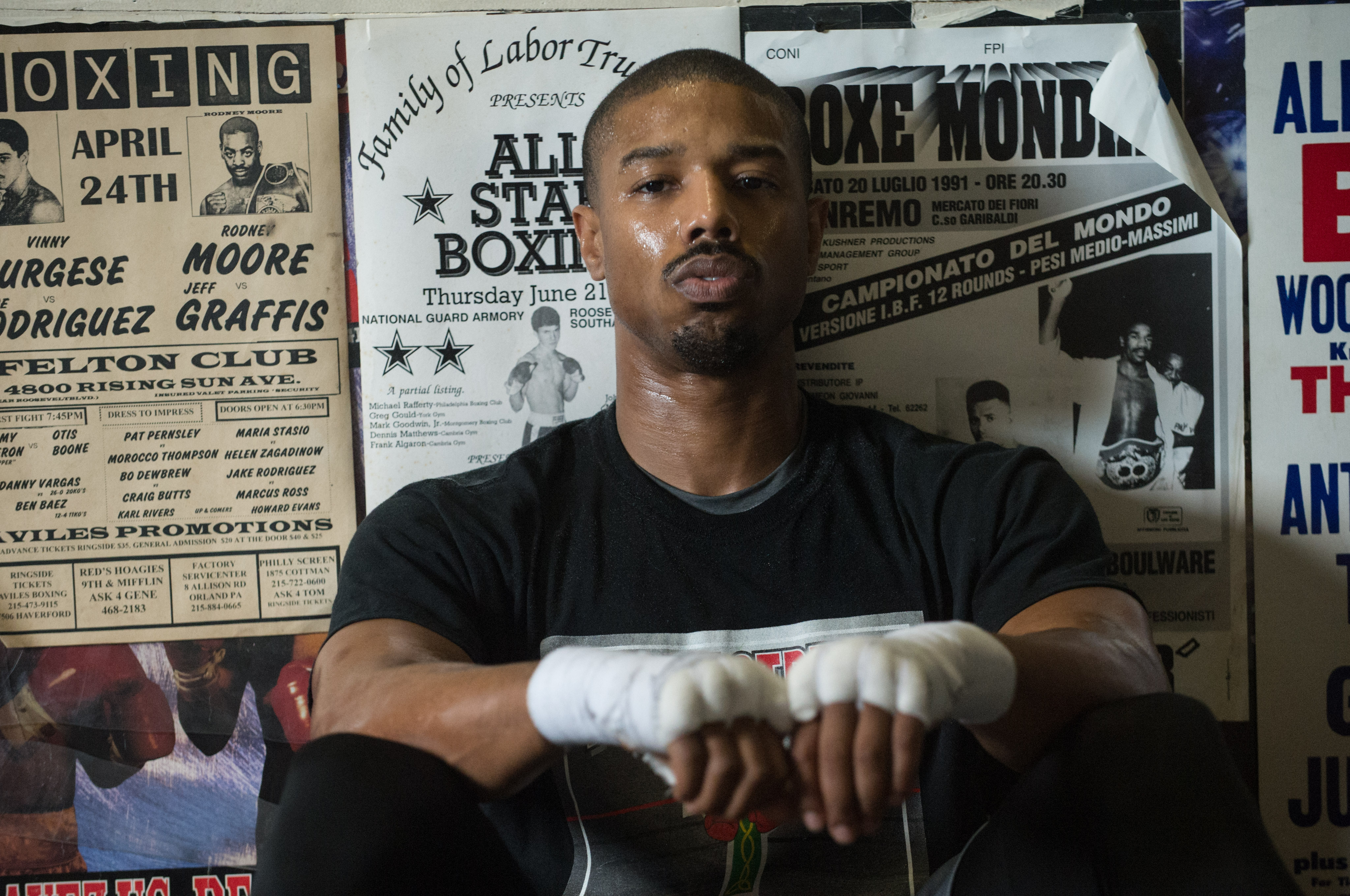 Eighth Movie in the 'Rocky' Saga Gets New Director for Creed Versus ...