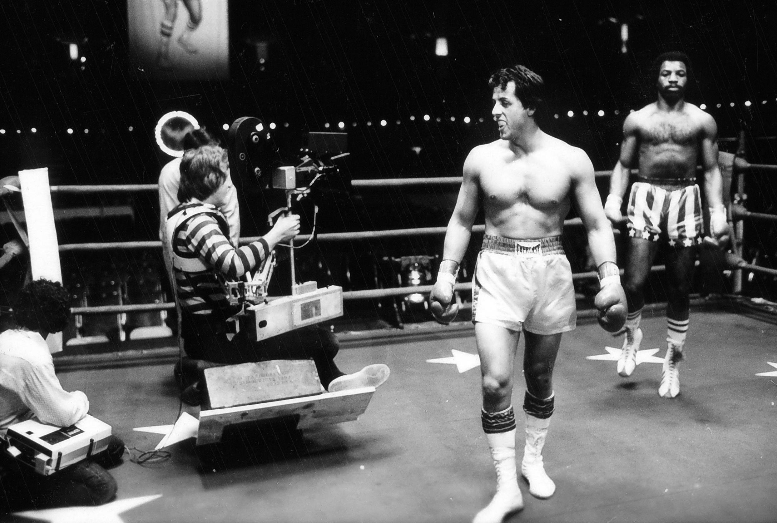 Rocky': A Heartwarming Sports Drama Reflecting Its Very Process of ...