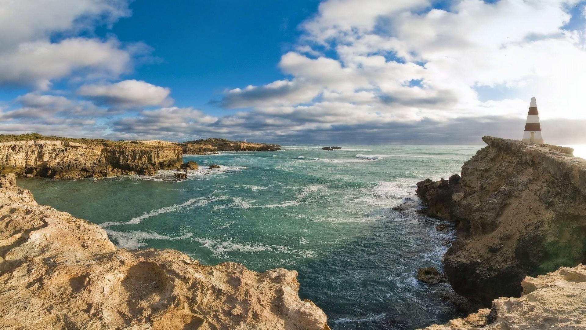 Beautiful rocky coastline wallpaper | AllWallpaper.in #15499 | PC | en