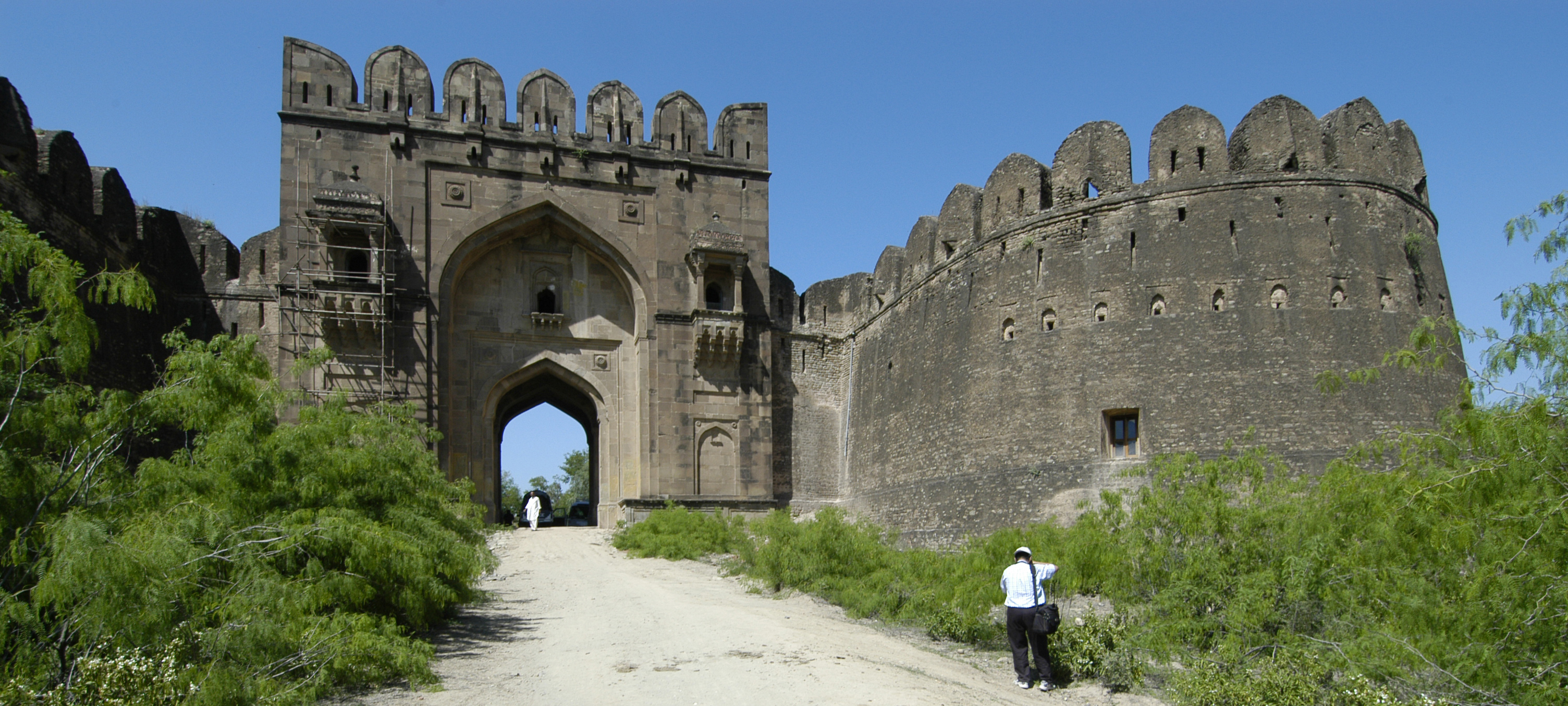 rohtas fort « A Photo a Day