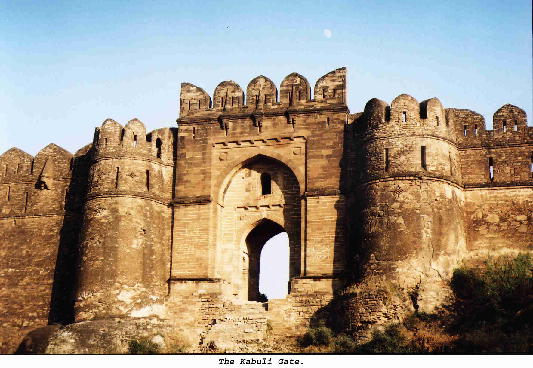 File:Rohtas Fort Magnificent Kabuli Gate.jpg - Wikimedia Commons