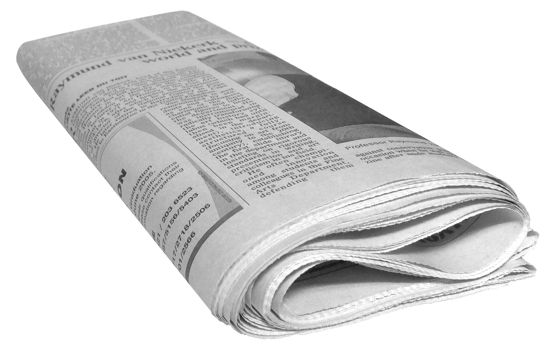 free photo: rolled up newspaper - press, pressrelease, printedmedia