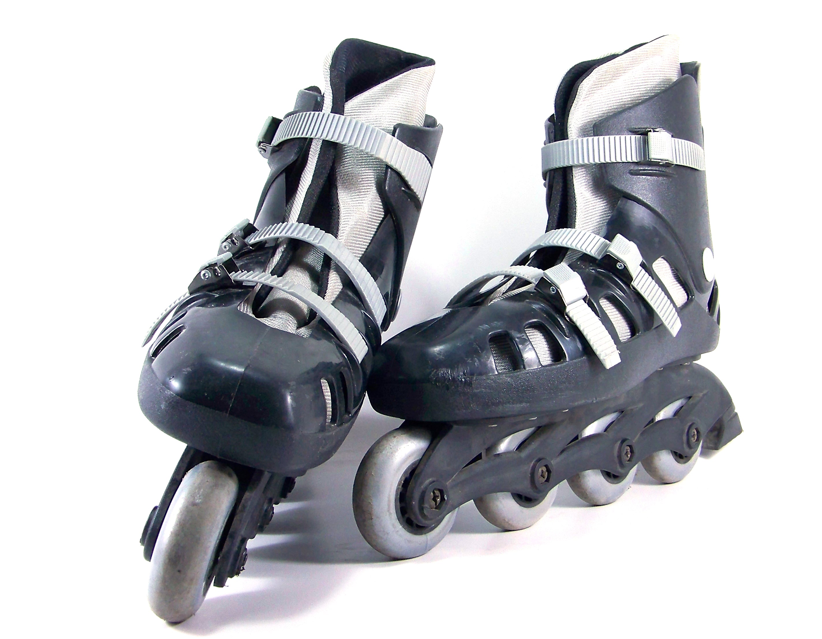 Rollers, Shoe, Outdoors, Plastic, Playing, HQ Photo