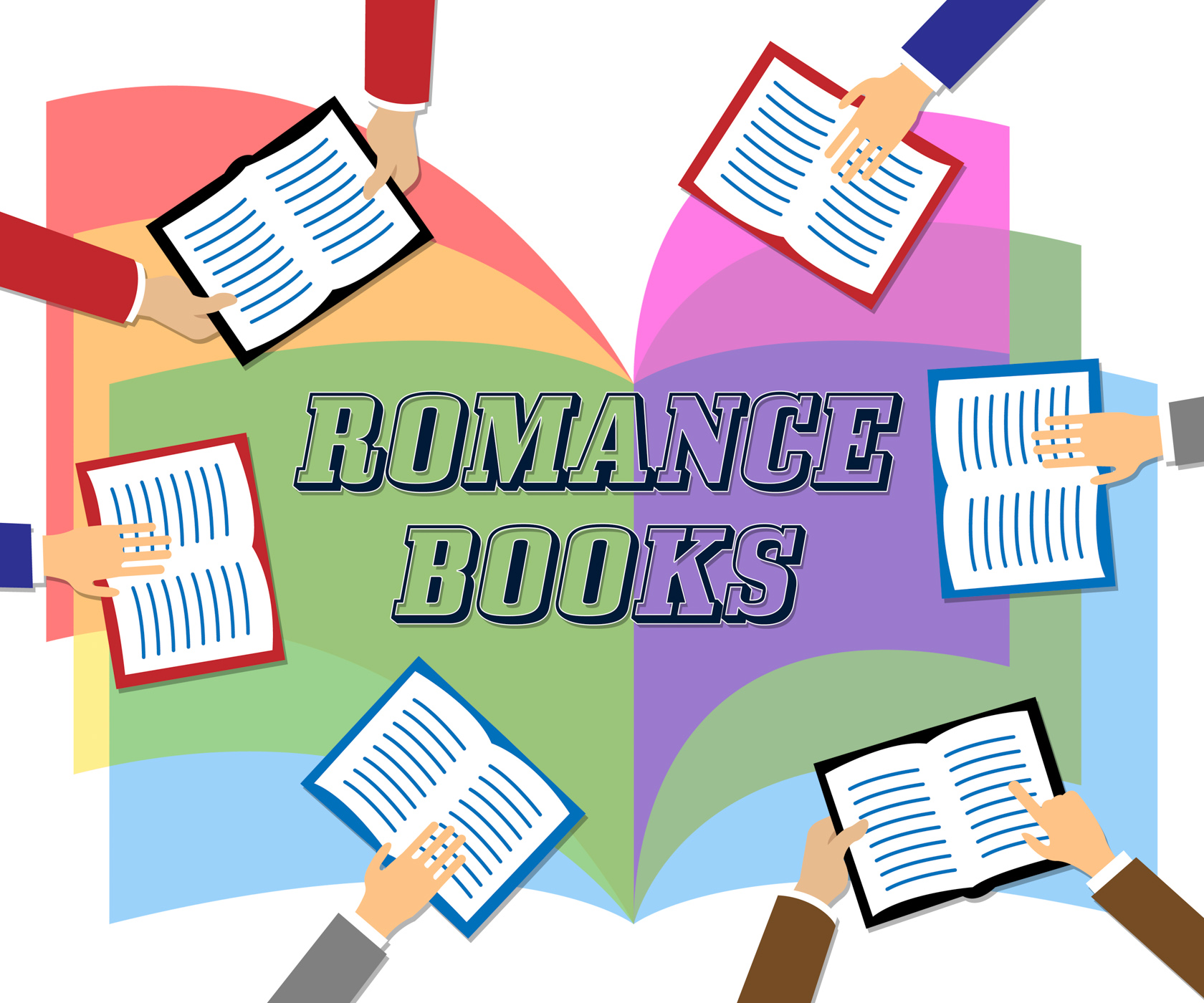 Romance books indicates tenderness boyfriend and fiction photo