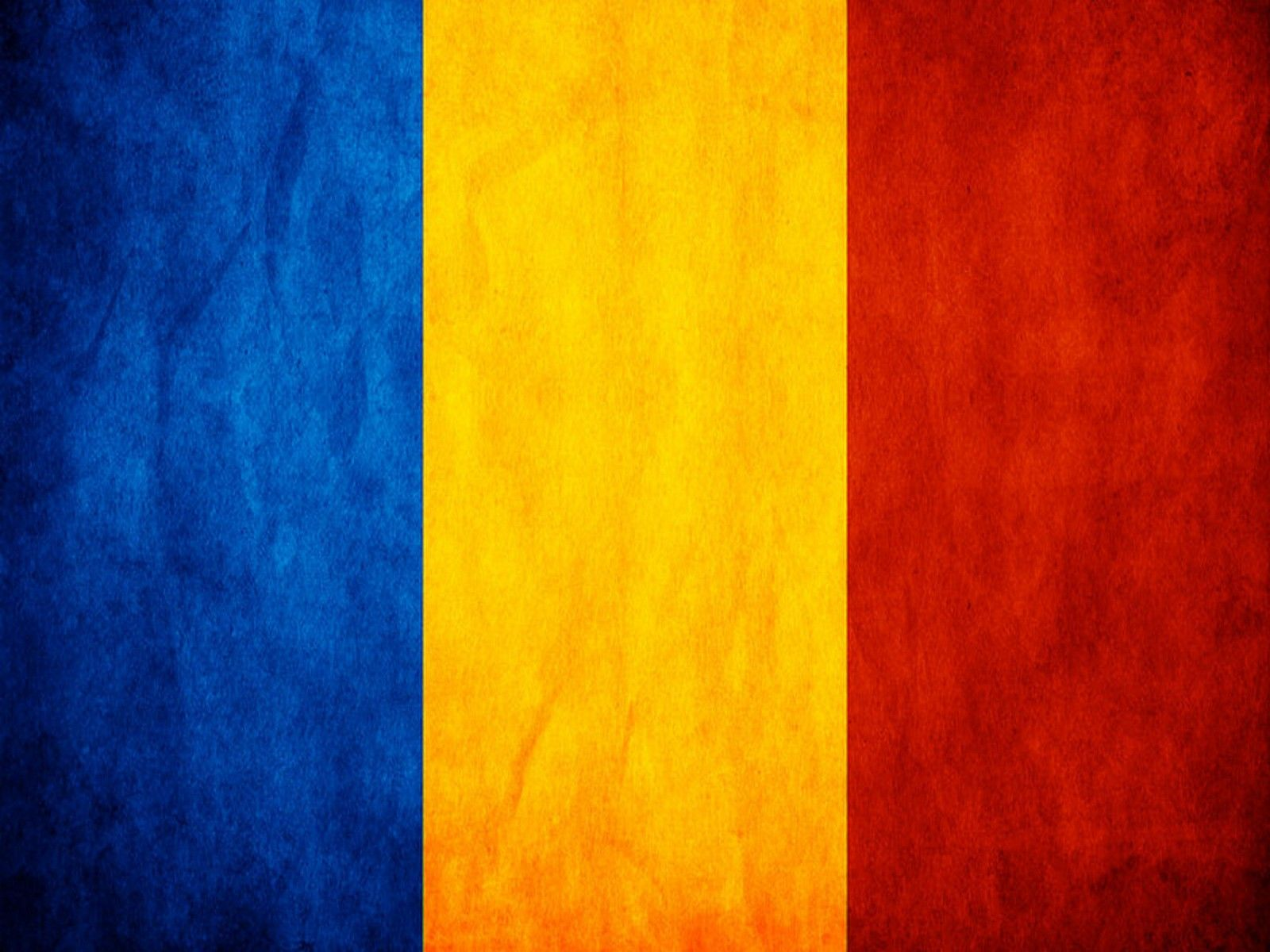 The national flag of Romania is a tricolor with vertical stripes ...