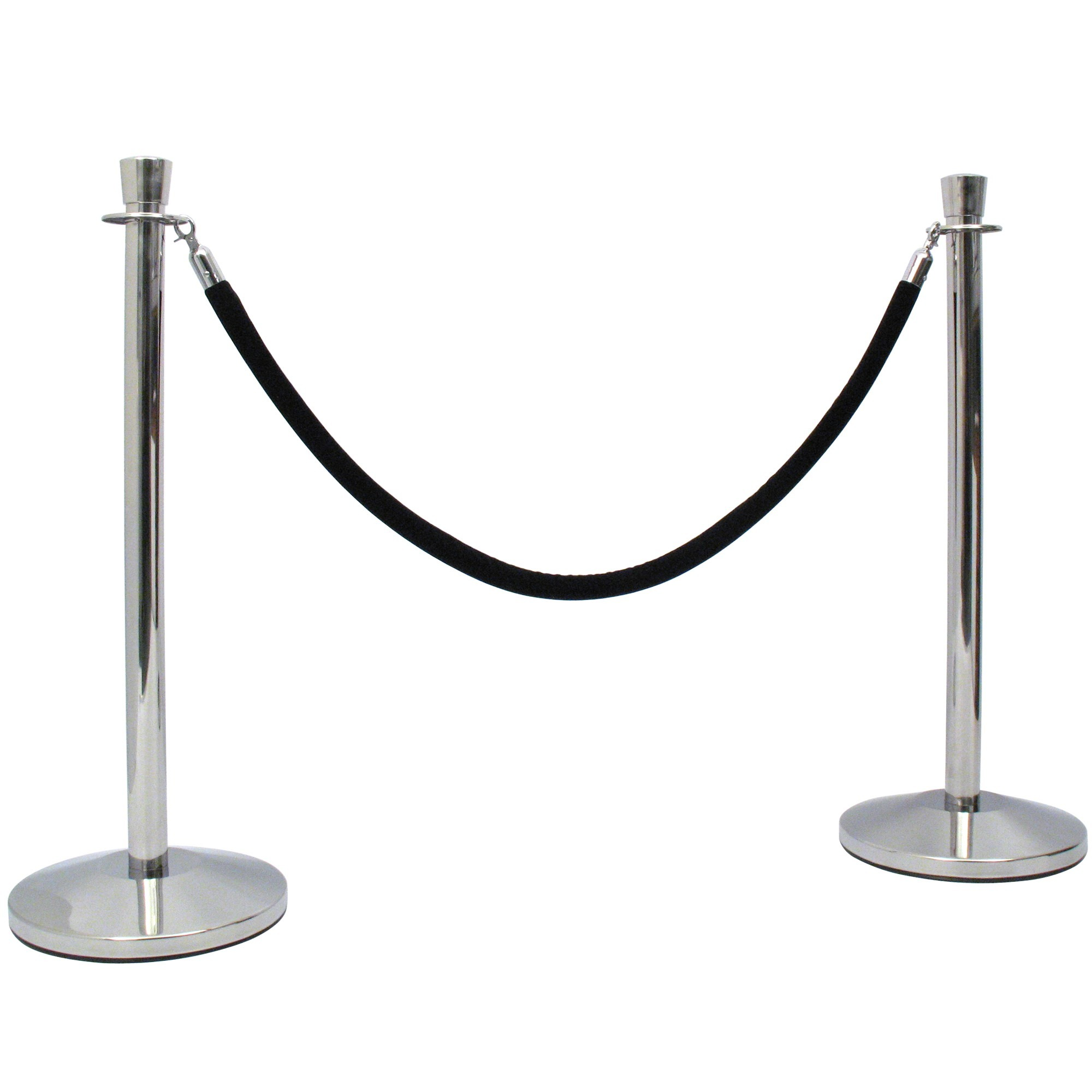 Premium Pole & Rope Barrier System | Rope Barriers