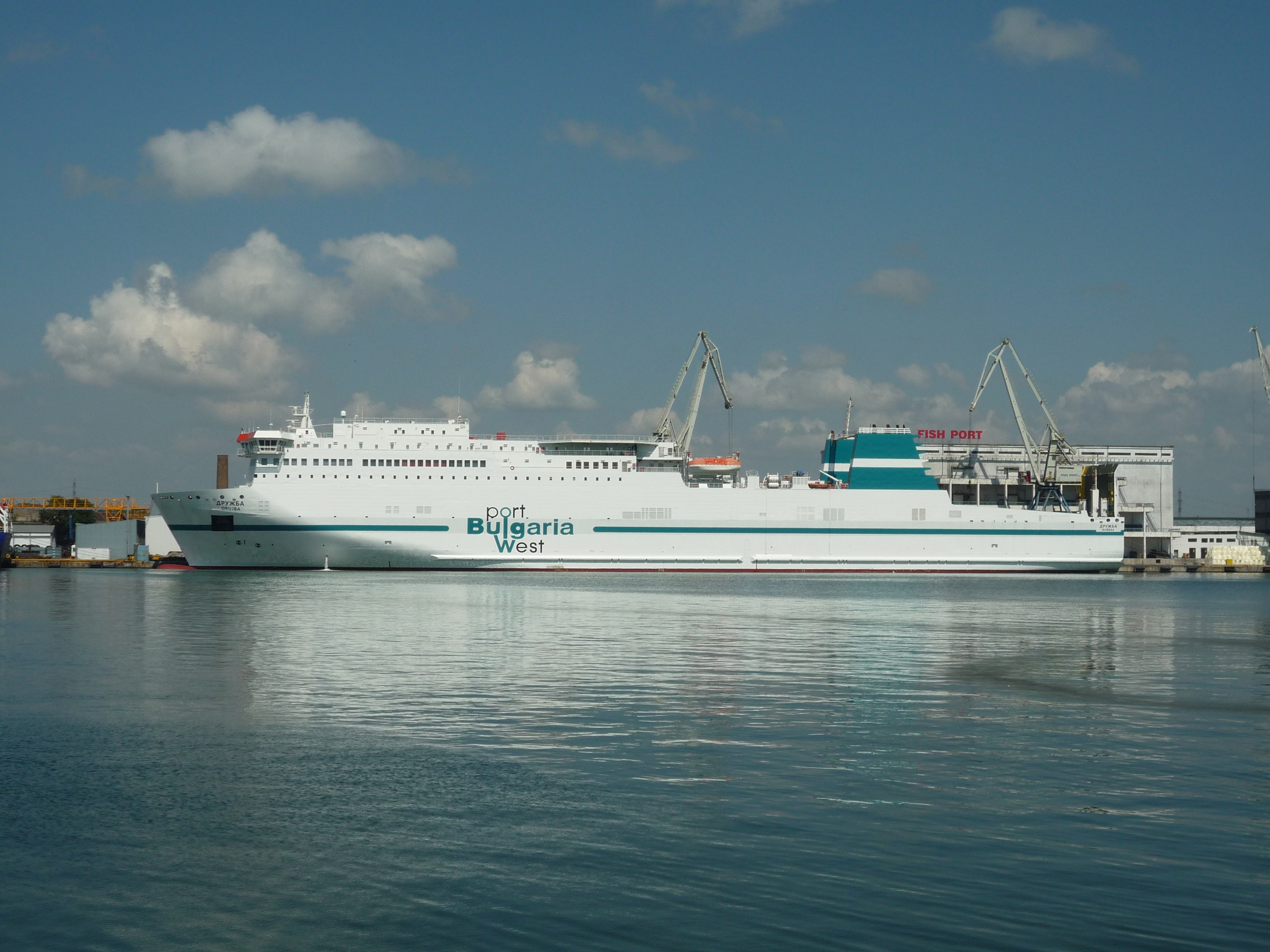 Design and Feasibility of Modern of RoRo and Ropax Vessels ...