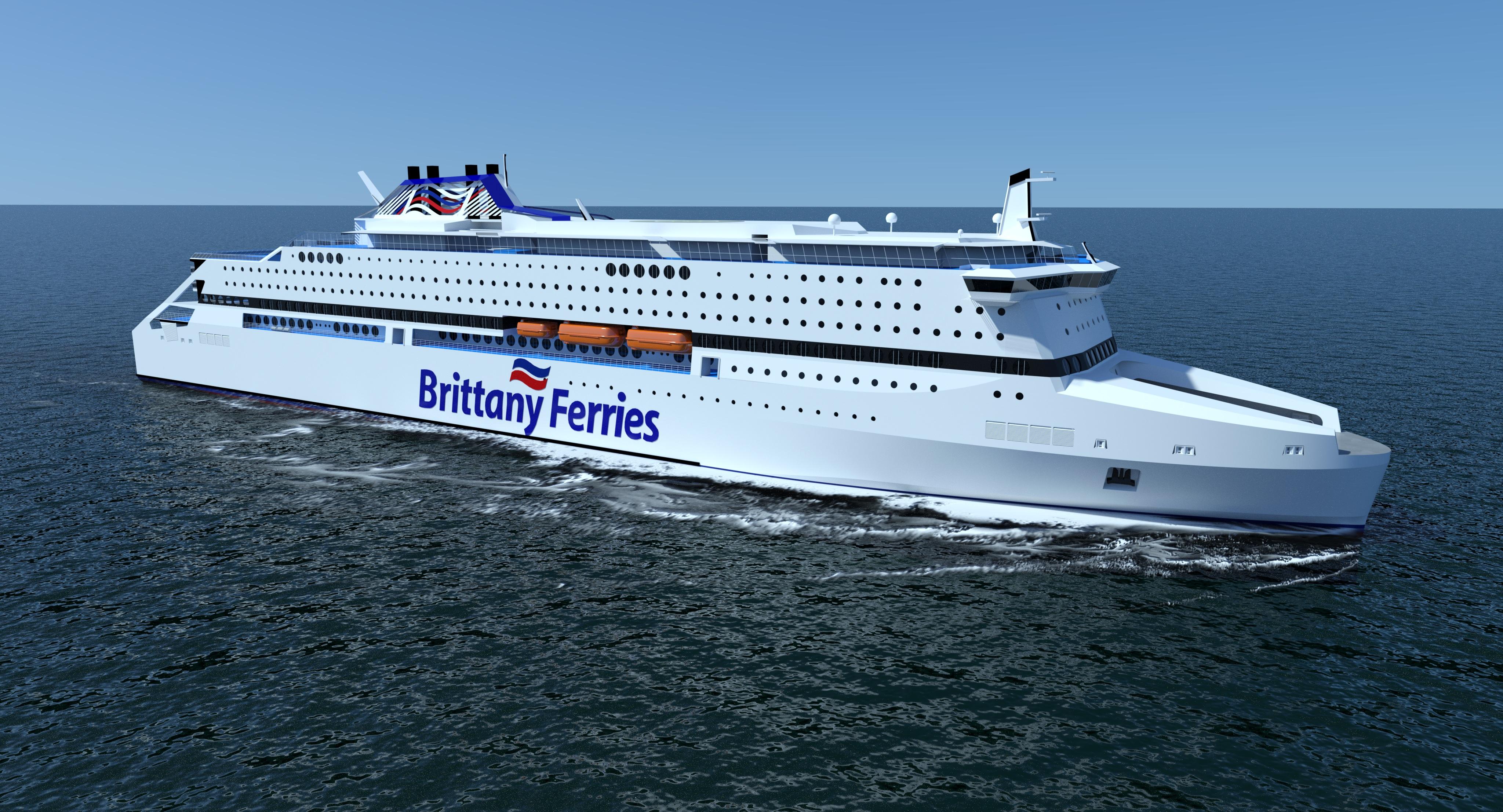 Bureau Veritas to class largest gas-fuelled ro-pax fleet | Ship ...