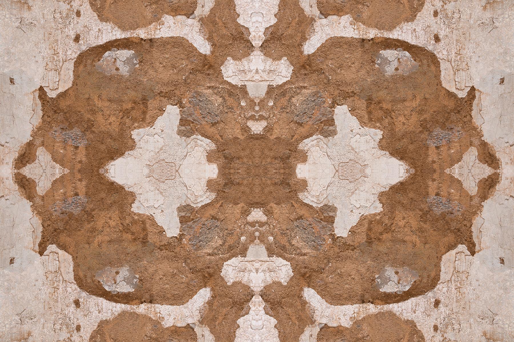 Rorschach grunge wall - hdr texture photo