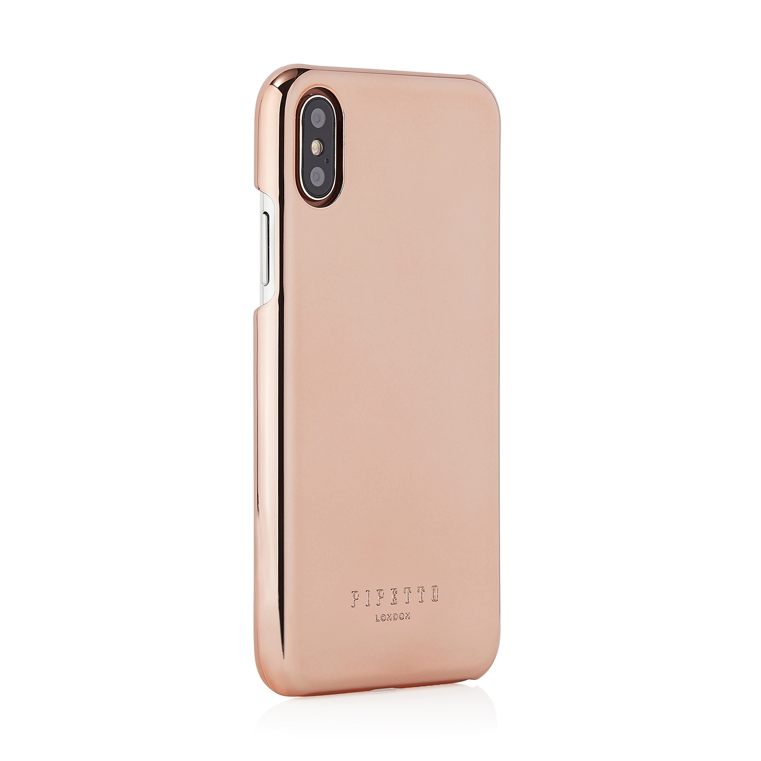 iPhone Edition Rose Gold Shell Snap Case Magnetic - Rose Gold