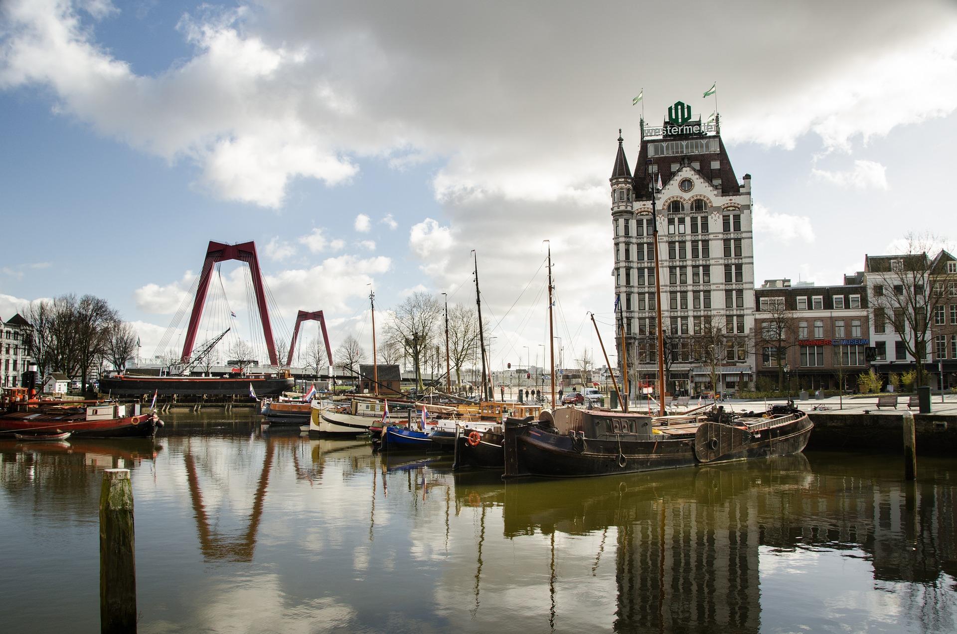 Rotterdam city photo