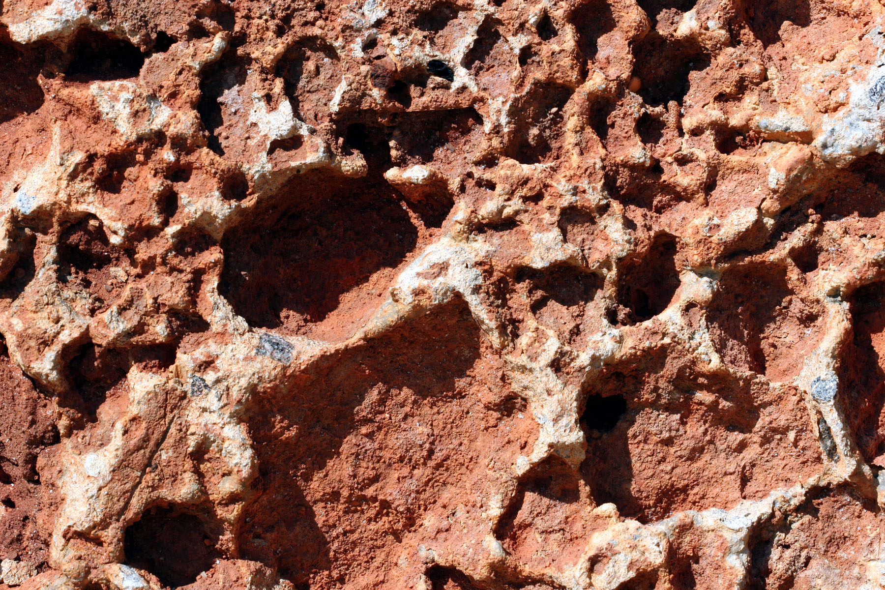 Rough surface, Holes, Red, Rough, Surface, HQ Photo