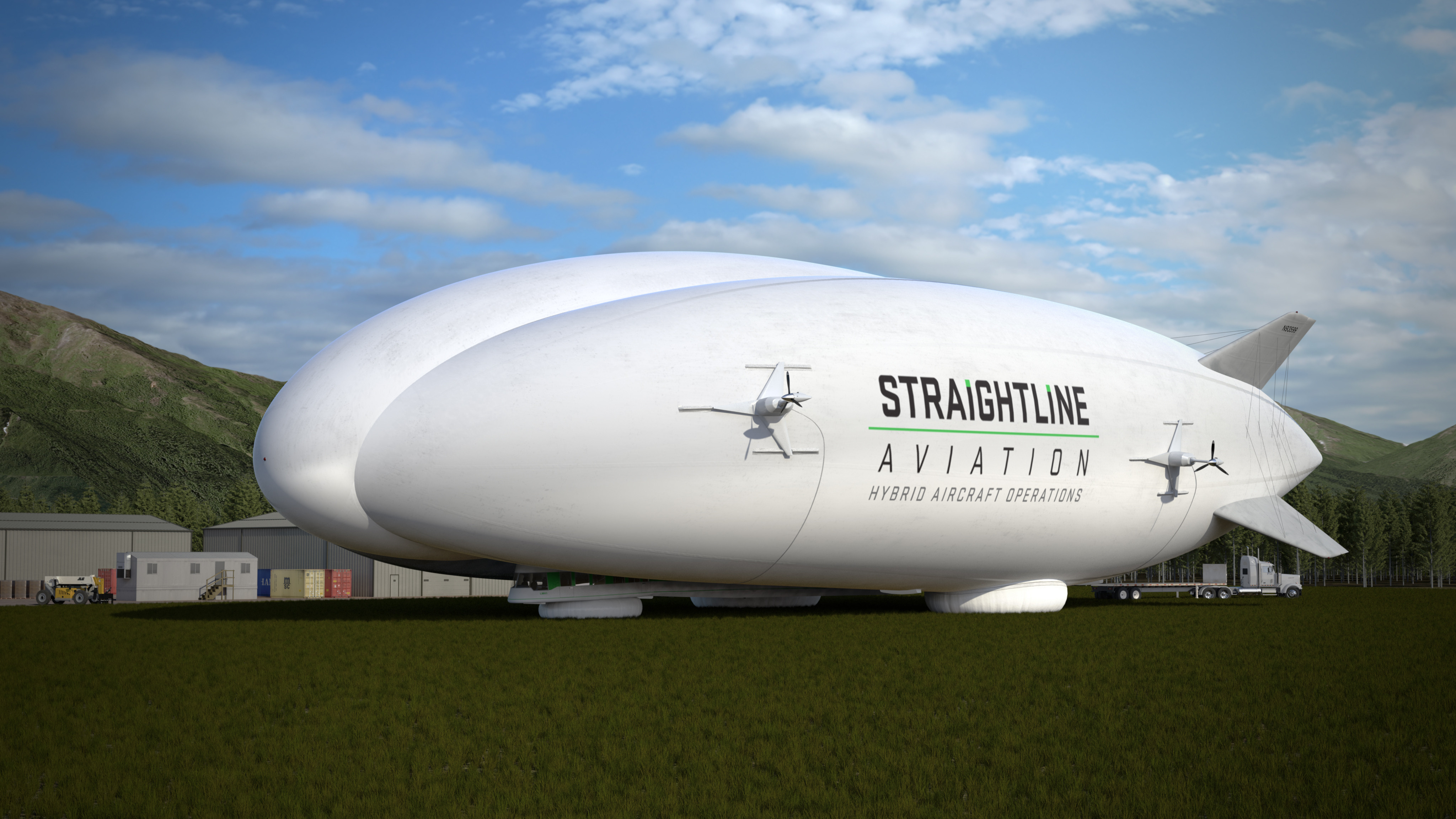 Airships In The Oilsands, And Canada's North, Could Soon Be Reality