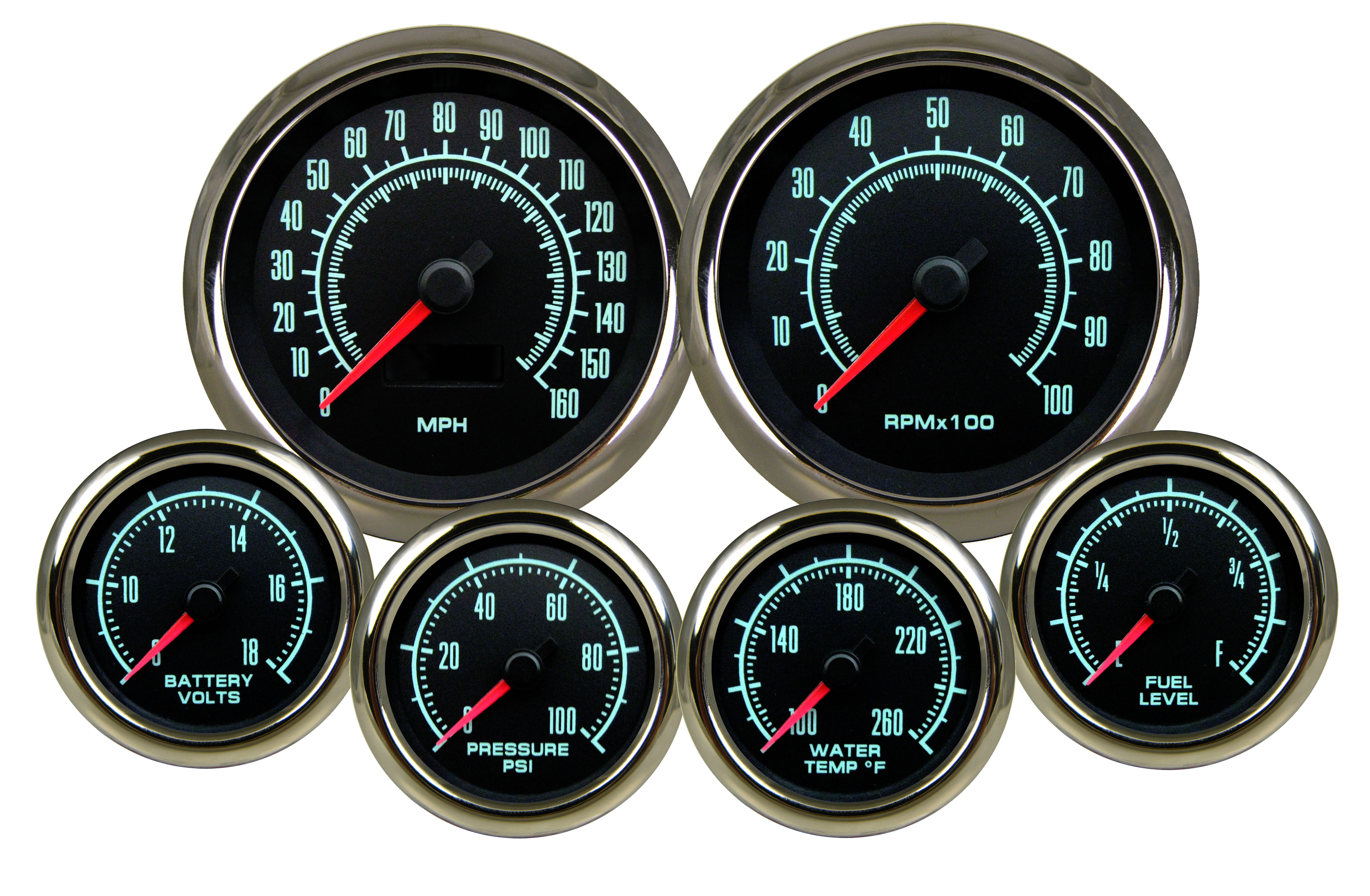 Why doesnt anyone make repro electronic speedomeeters? - LS1TECH ...