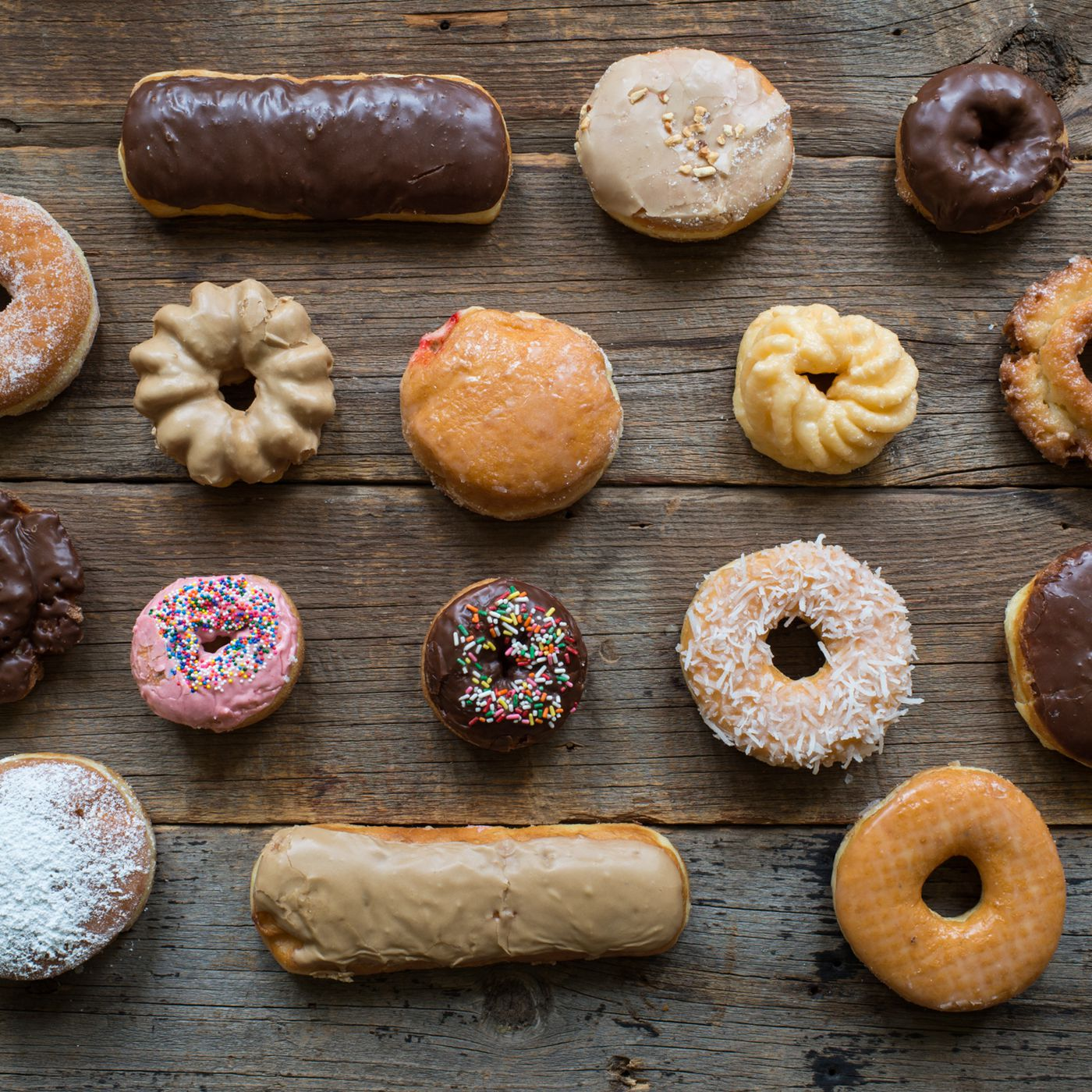 Everything You Need to Know About the Great American Doughnut - Eater