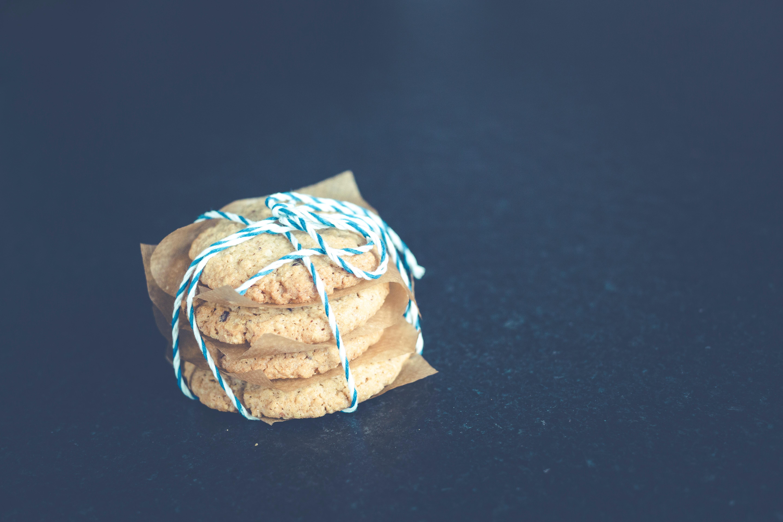 Round pastries pack photo